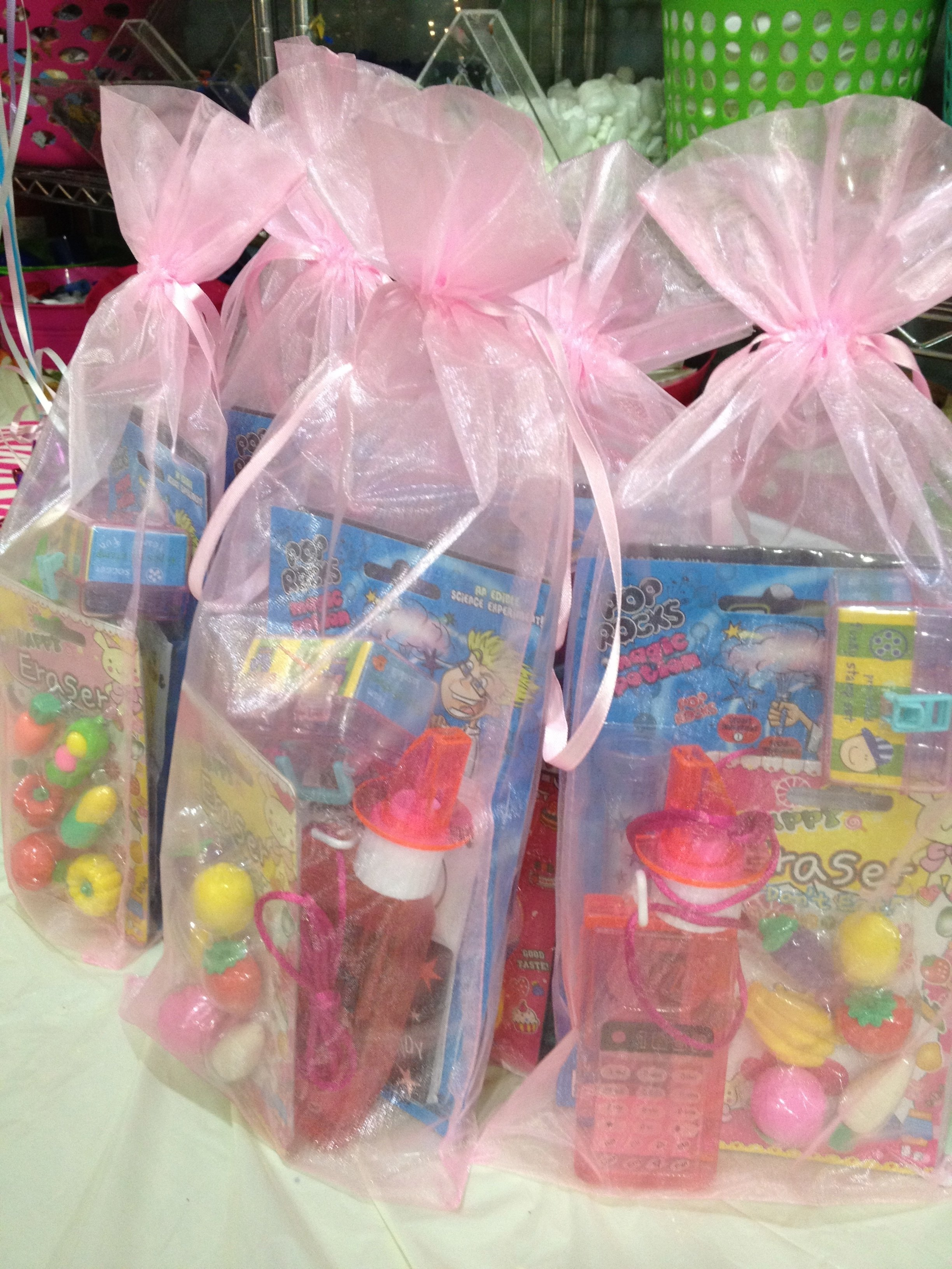 10 Amazing Goodie Bag Ideas For Birthday Party birthday party goodie bags made to order savvy sassy moms