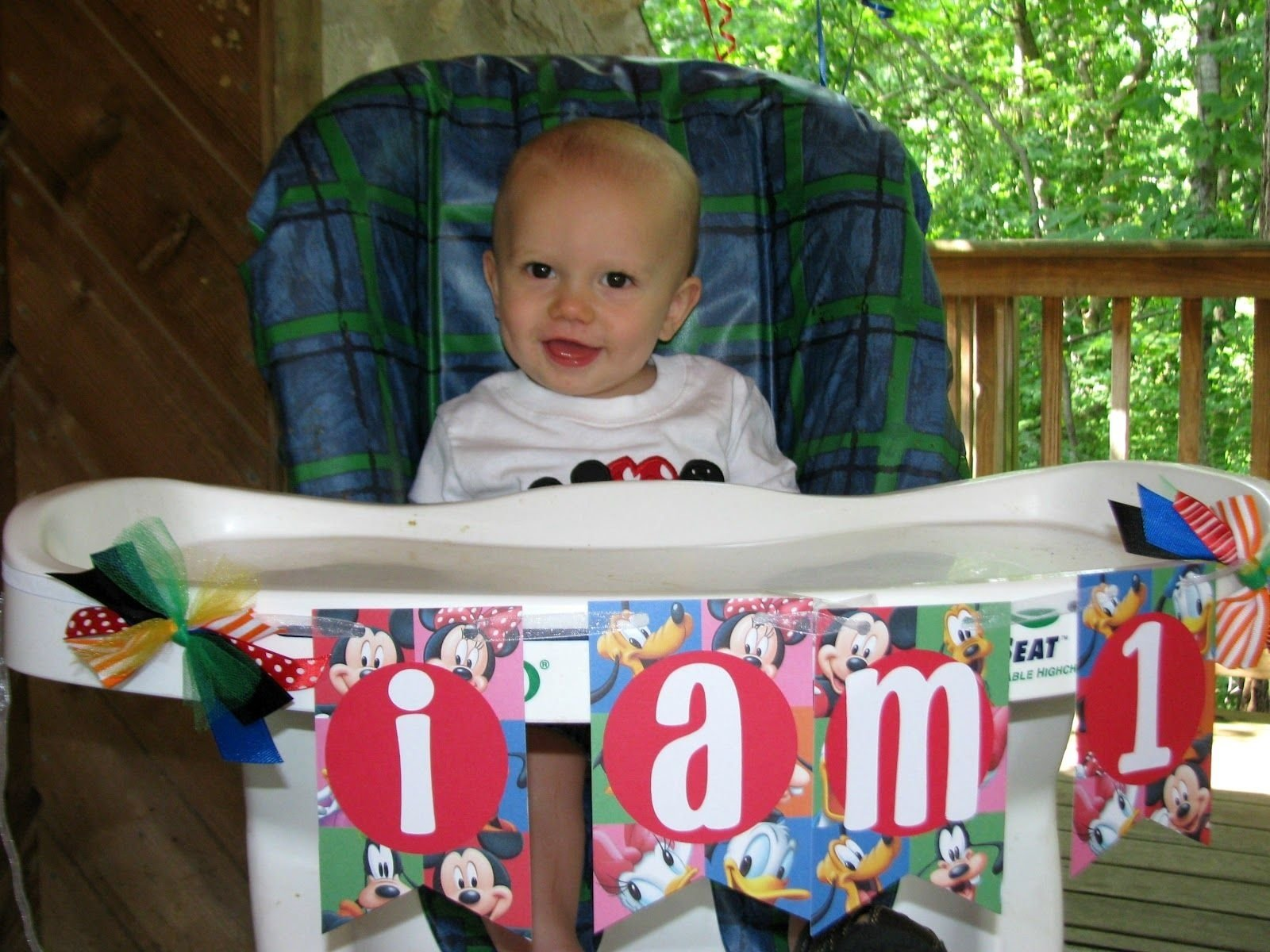 10 Perfect Mickey Mouse Party Ideas For One Year Old birthday party ideas for 1 year old boy real life parties mickey 2021