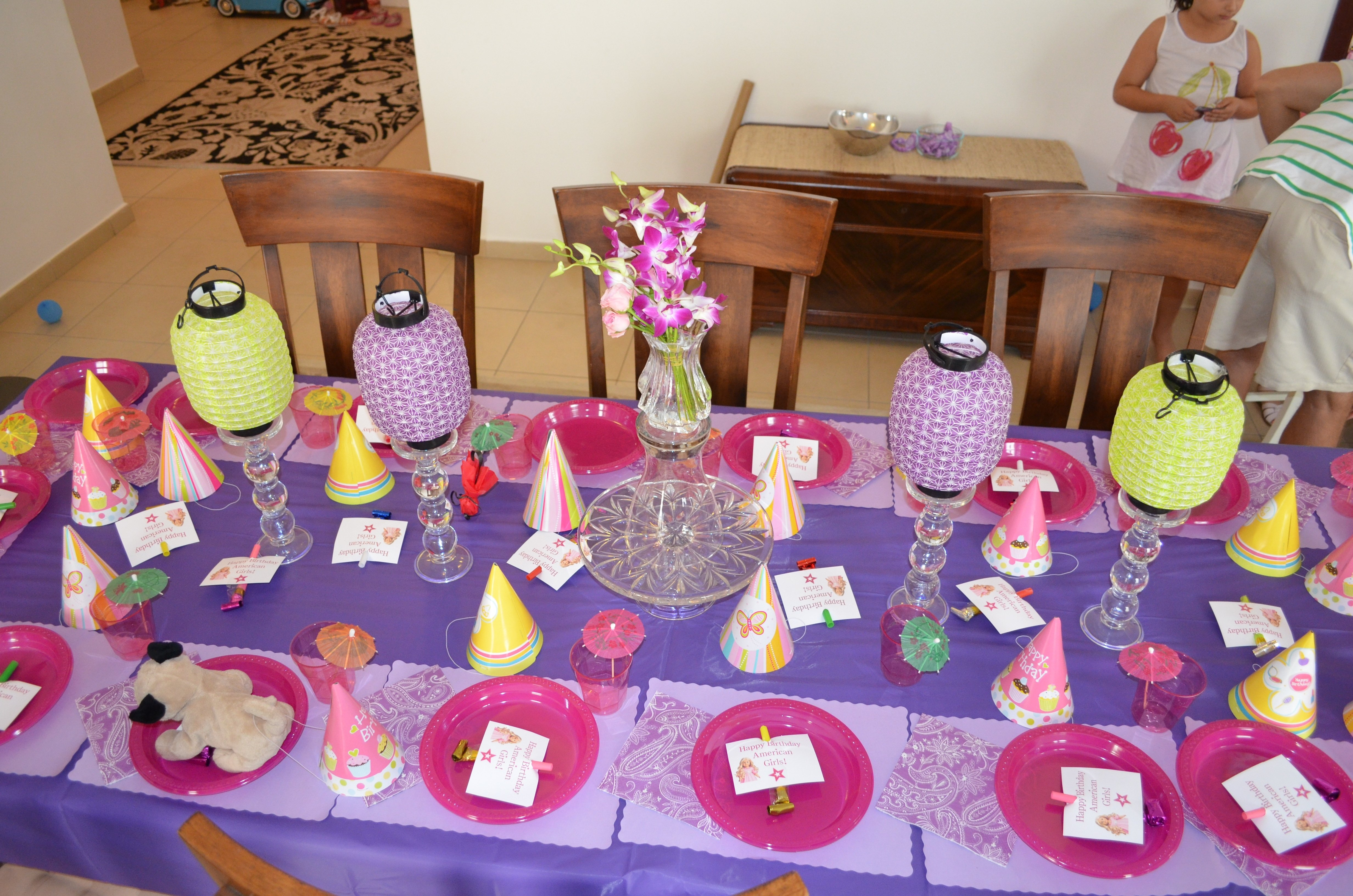 10 Most Popular 7 Yr Old Girl Birthday Party Ideas birthday party ideas for 5 year old daughter image inspiration of