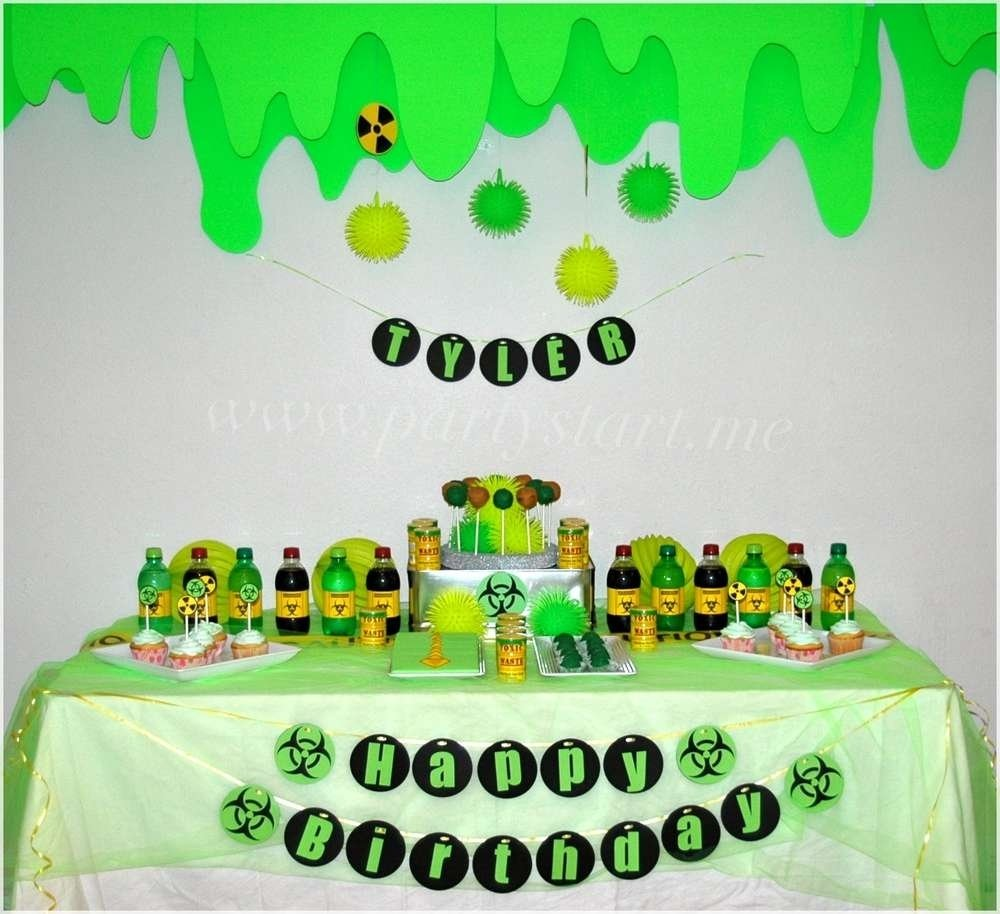 10 Attractive Year Old Boy Birthday Party Ideas Photo 1 Of 11