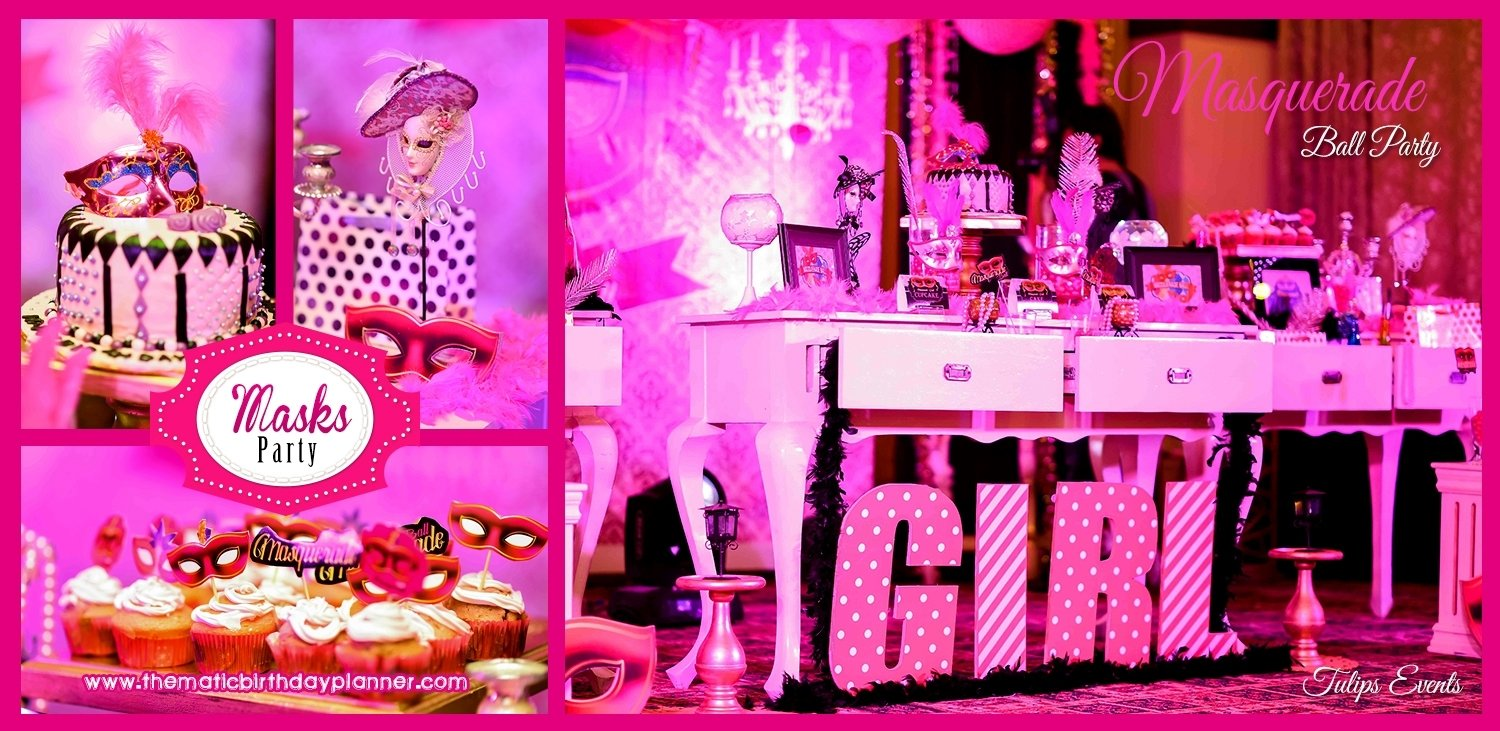 10 Best 18Th Birthday Party Ideas For A Girl birthday party themes 3 2020