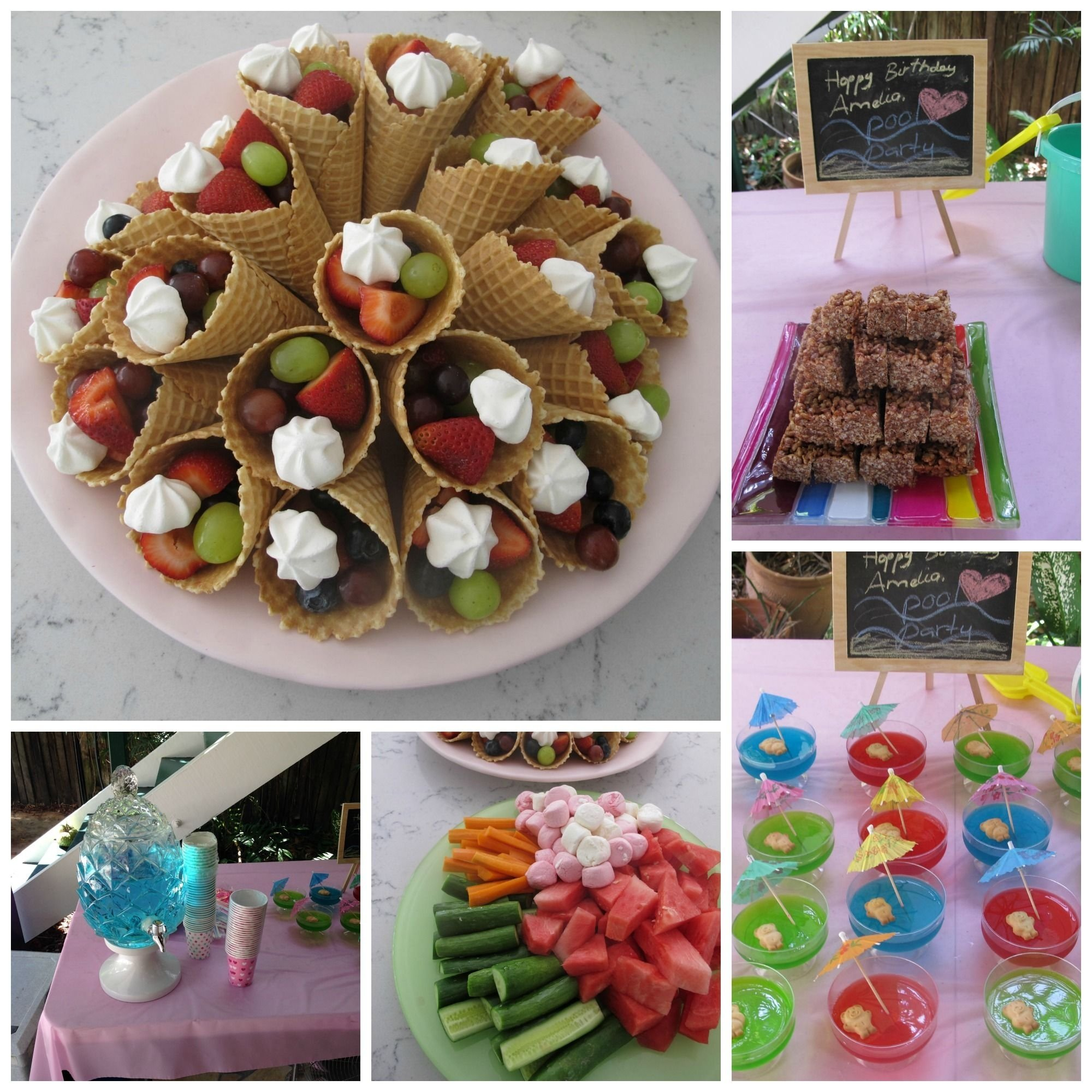 10 Stylish Pool Party Food Ideas For Kids birthday pool party tips tricks and cake hint have wine kid 2020