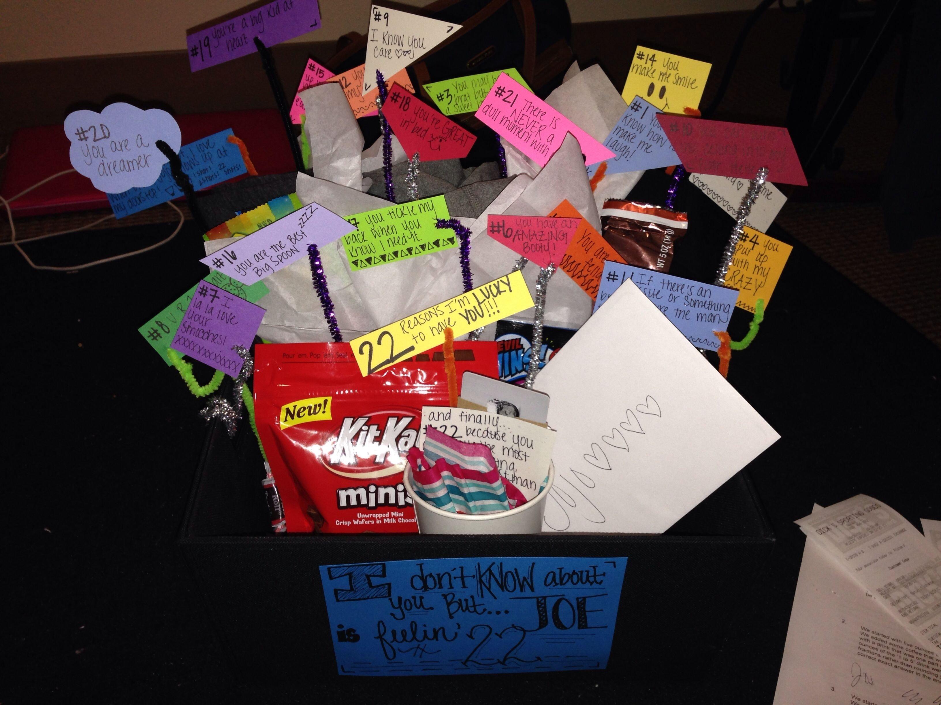 10 Stylish Birthday Gift Ideas For New Boyfriend Present My 22 Reasons Im