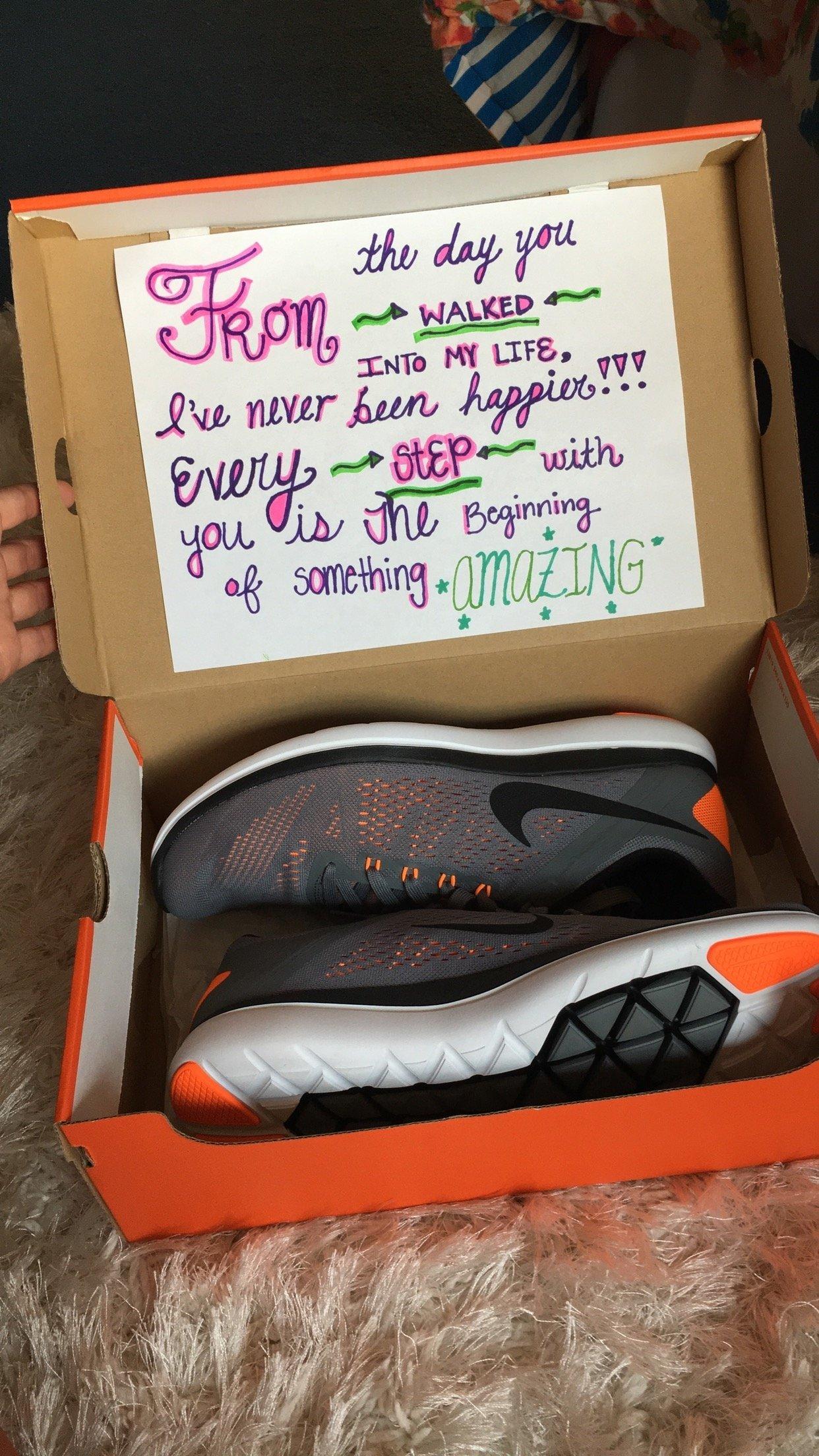 10 Elegant Birthday Present Ideas For Boyfriends Idea Boyfriend Shoebox