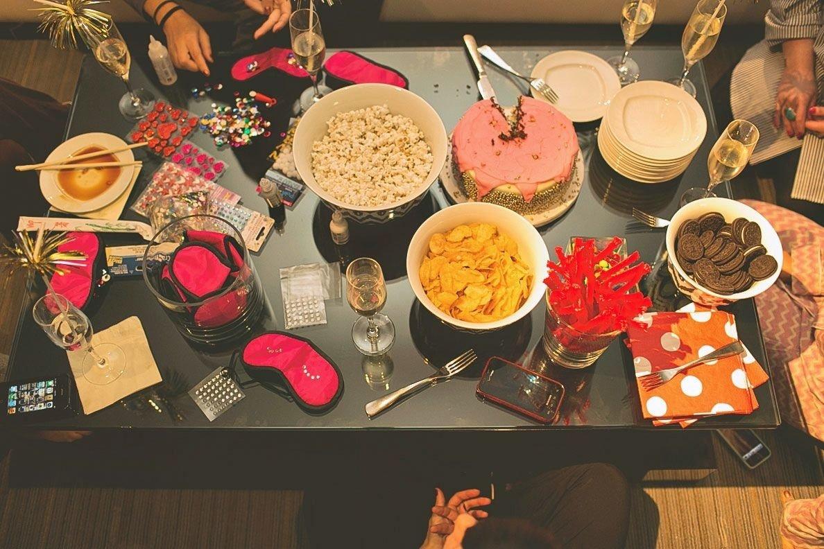 10 Lovely Grown Up Slumber Party Ideas birthday soiree pajama party pj party birthdays and 13th birthday 2020