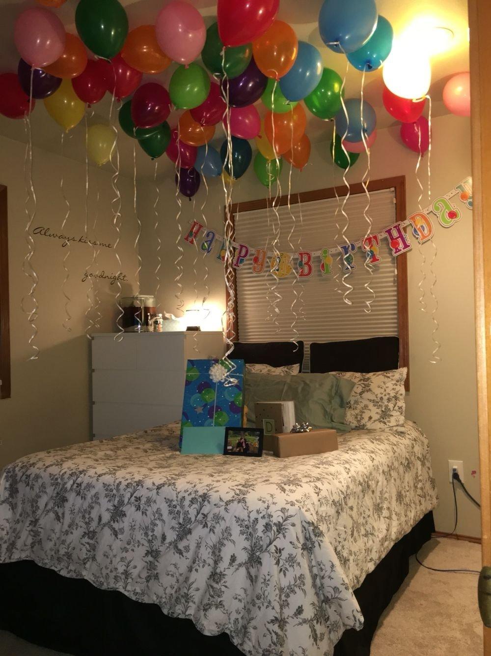 10 Best Birthday Surprise Ideas For Husband Boyfriend Since Im Not 21 Yet