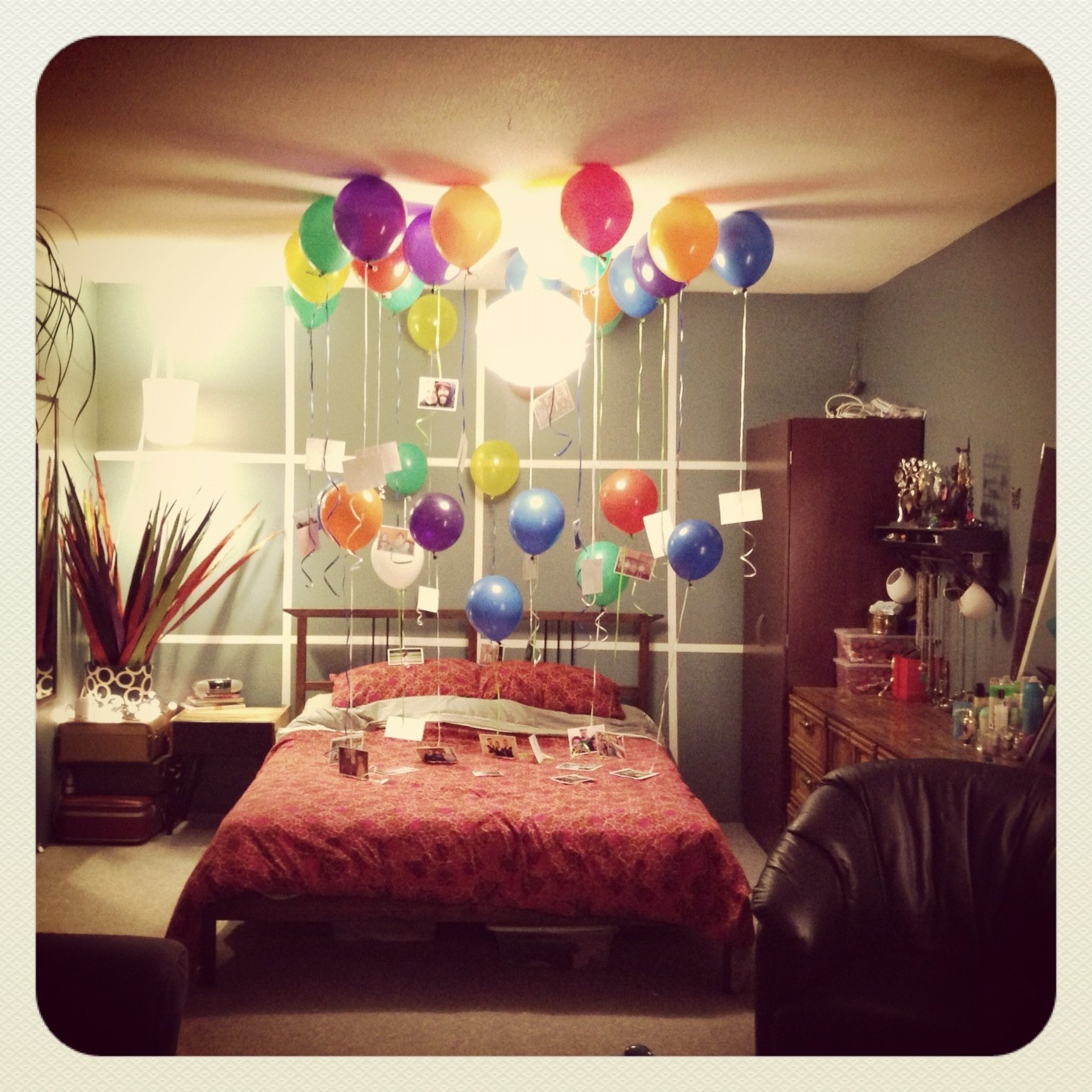 10 Pretty Romantic Birthday Ideas For Boyfriend birthday surprise for the boyfriend good ideas ya say 2