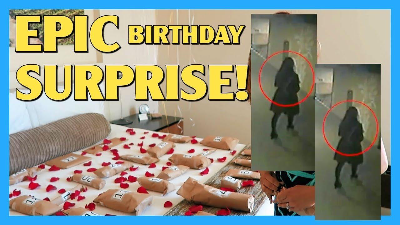 10 Fashionable Birthday Surprise Ideas For Girlfriend birthday surprise ideas thrilling scary video idea to girlfriend 2 2021