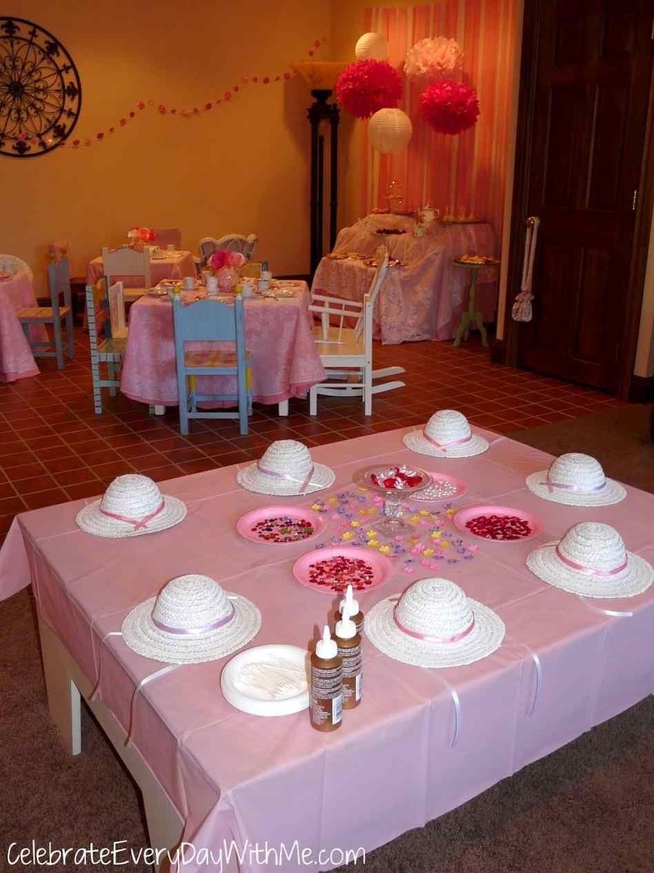 10 Spectacular Little Girls Tea Party Ideas birthday tea party ideas for little girls at home u the activities 2021