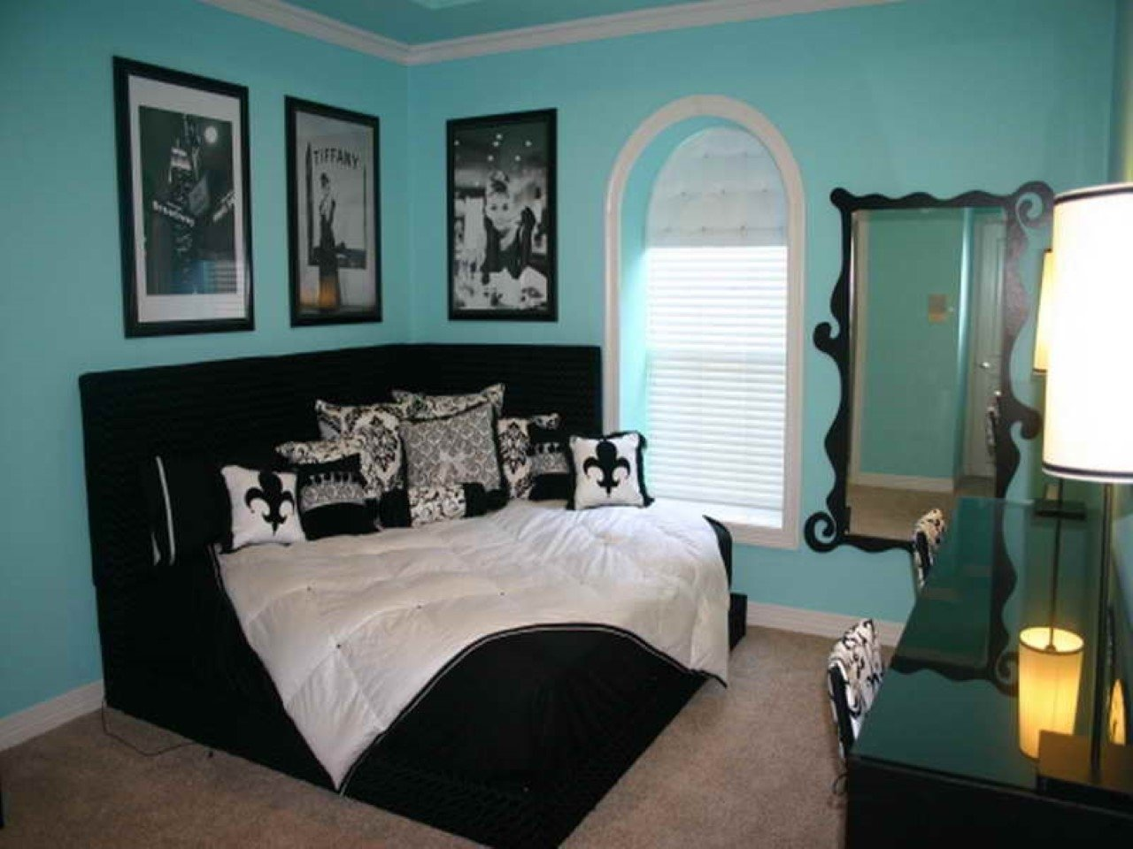 10 Lovable Blue And Black Bedroom Ideas black and blue bedroom designs bedroom dazzling black and white 2020