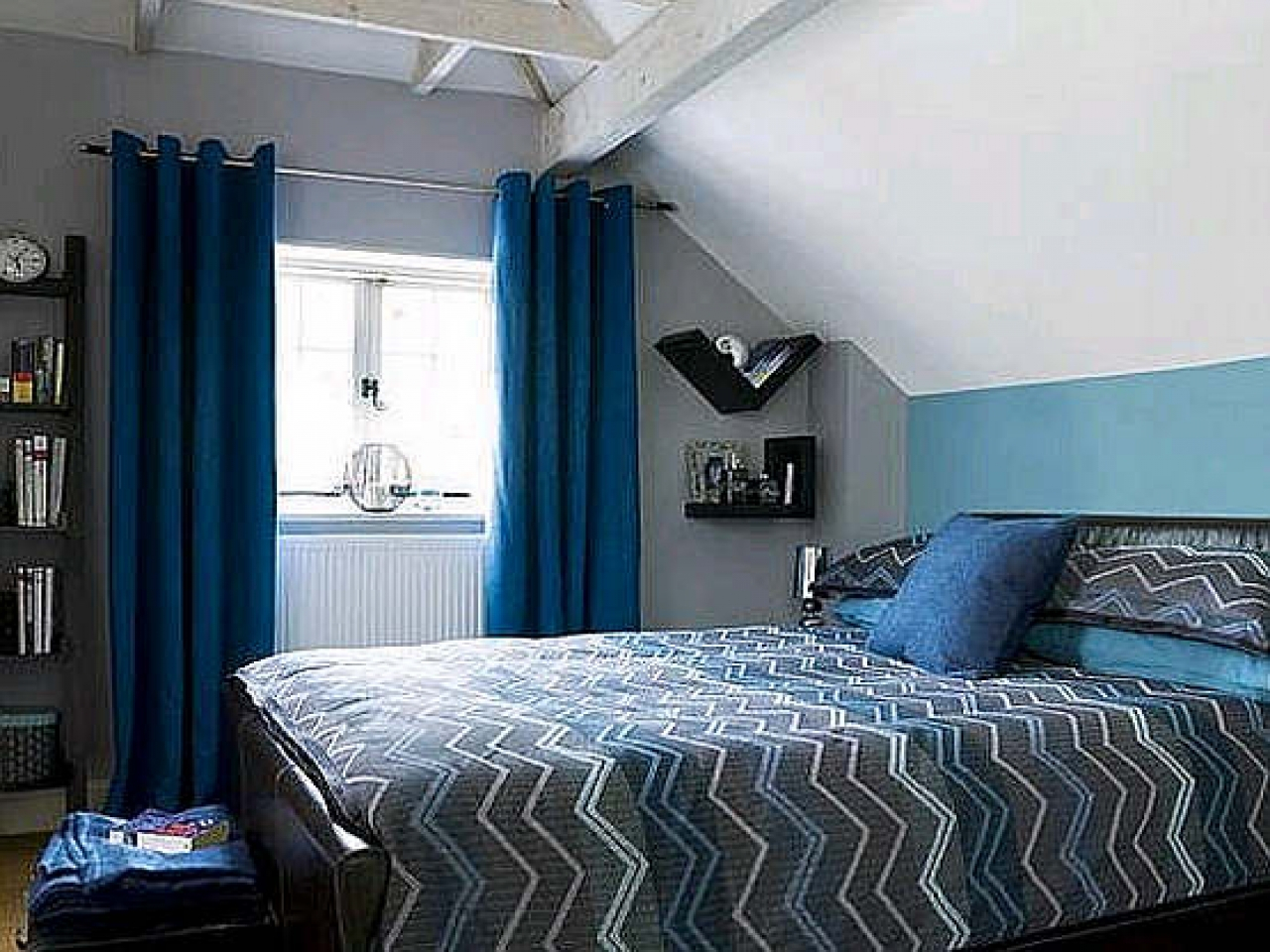 10 Amazing Black And Blue Bedroom Ideas black and blue bedroom ideas blue bedroom interior design best dark 2020
