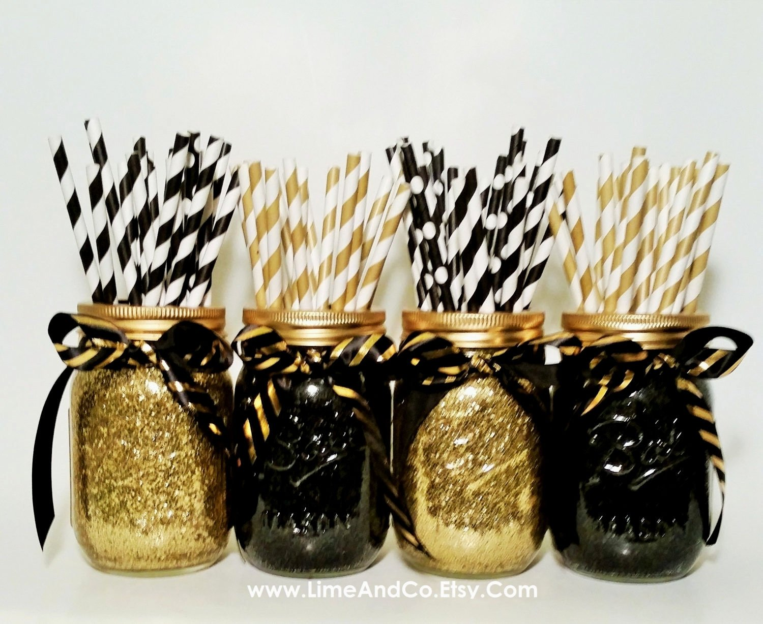 10 Fantastic Black And Gold Party Ideas black and gold party decorations decorating of party
