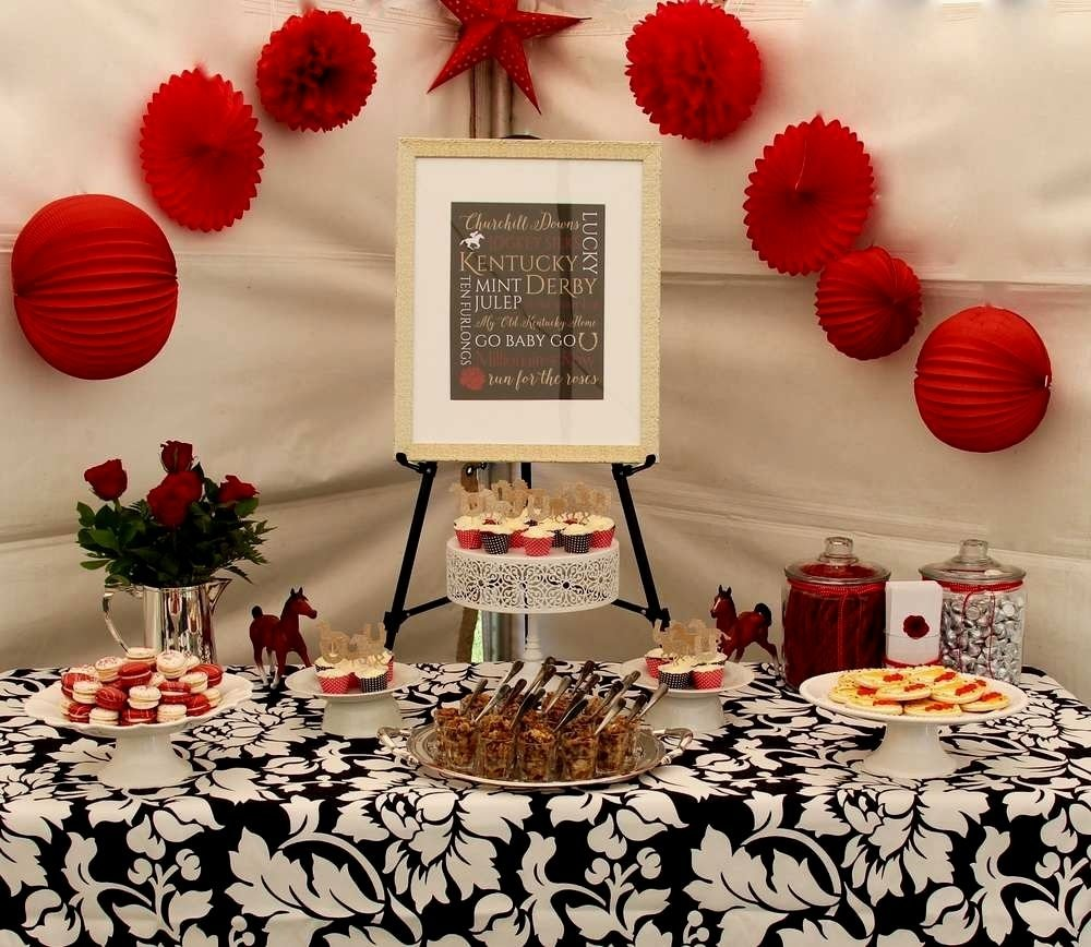 10 Spectacular Red And White Party Ideas black and red party decorations decorating of party black and red 2021