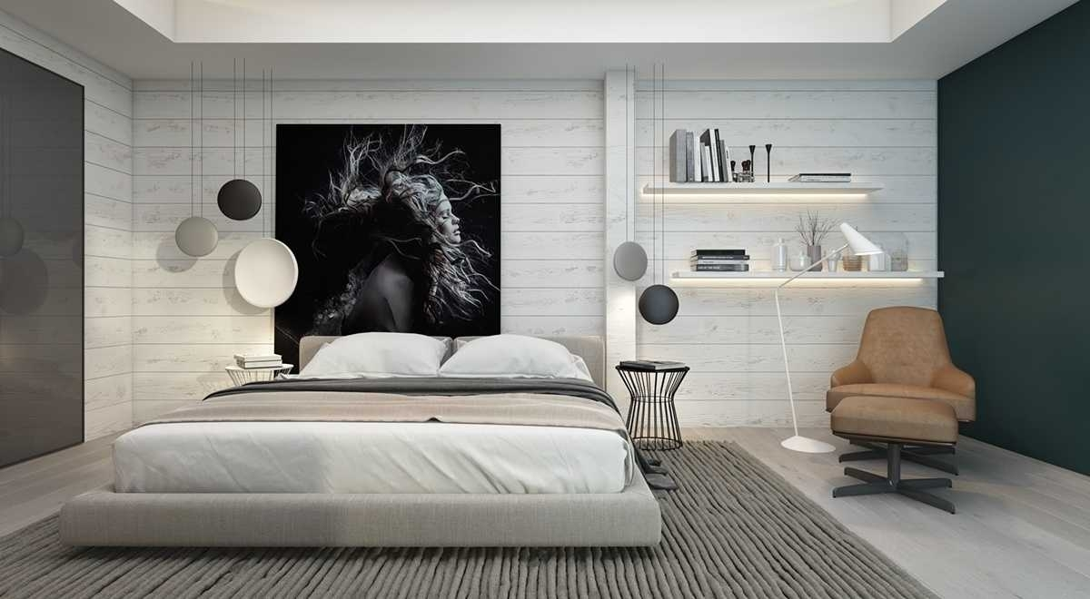 10 Trendy Wall Decor Ideas For Bedroom %name 2021