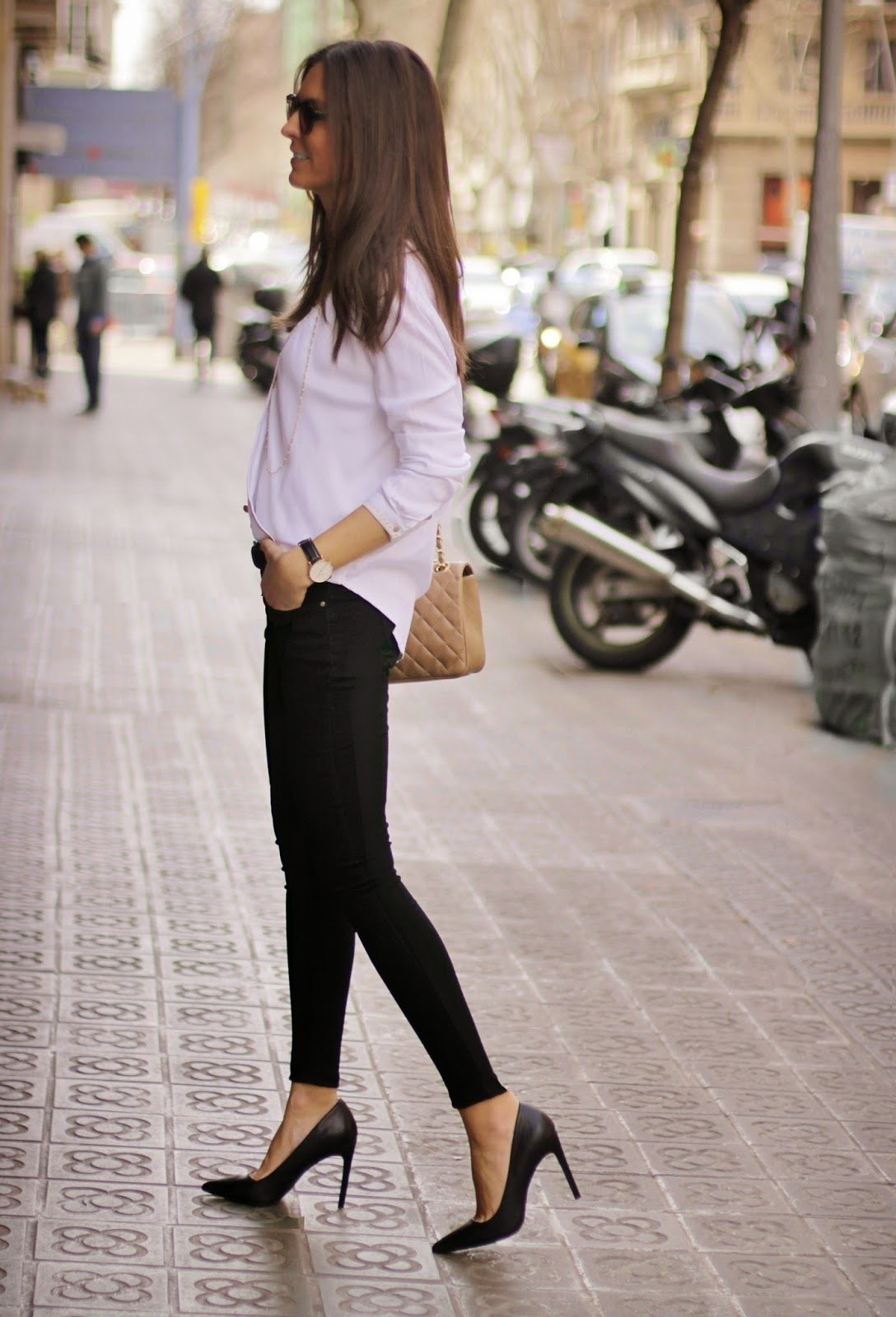 10 Unique Black And White Outfit Ideas black and white outfits just the design 2021