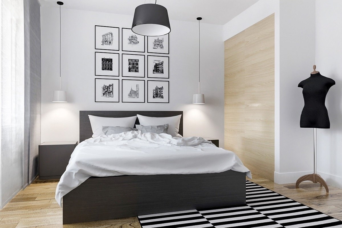 10 Ideal Black And White Painting Ideas black and white room guide 1 2020
