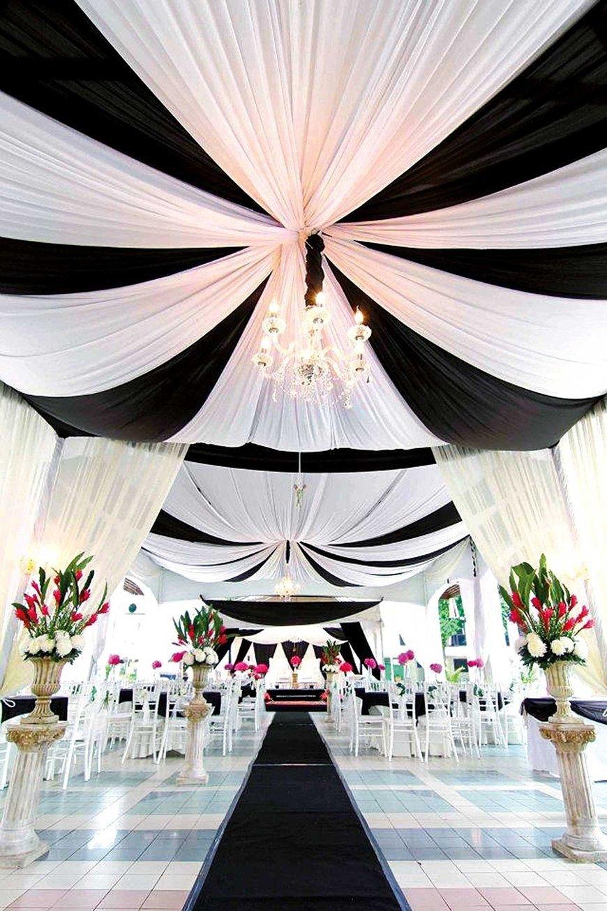 10 Amazing Black And White Wedding Ideas black and white wedding theme wedding ideascolour chwv 1 2021