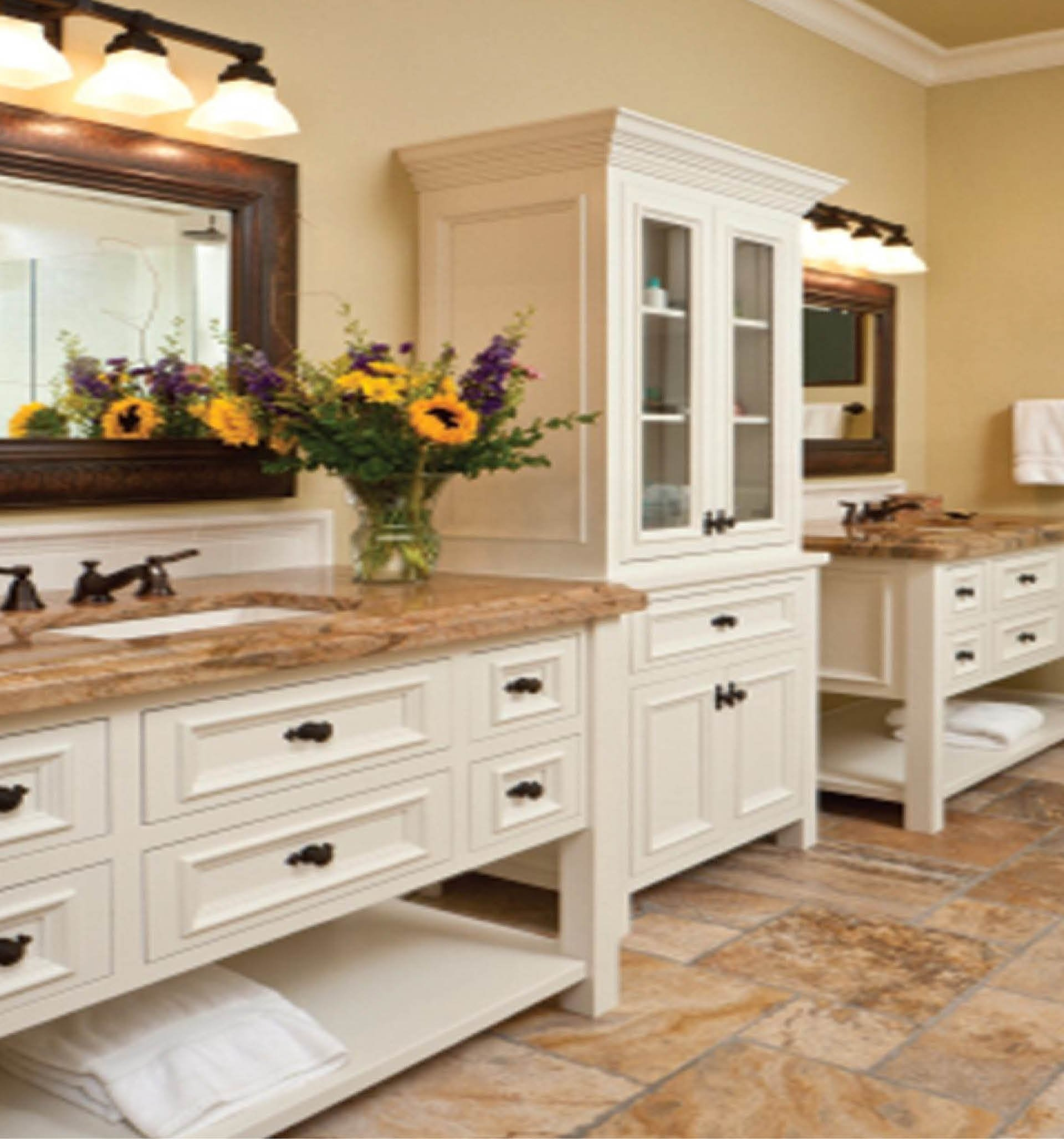 10 Spectacular Kitchen Countertop Ideas With White Cabinets black countertops with white cabinets decobizz 2020