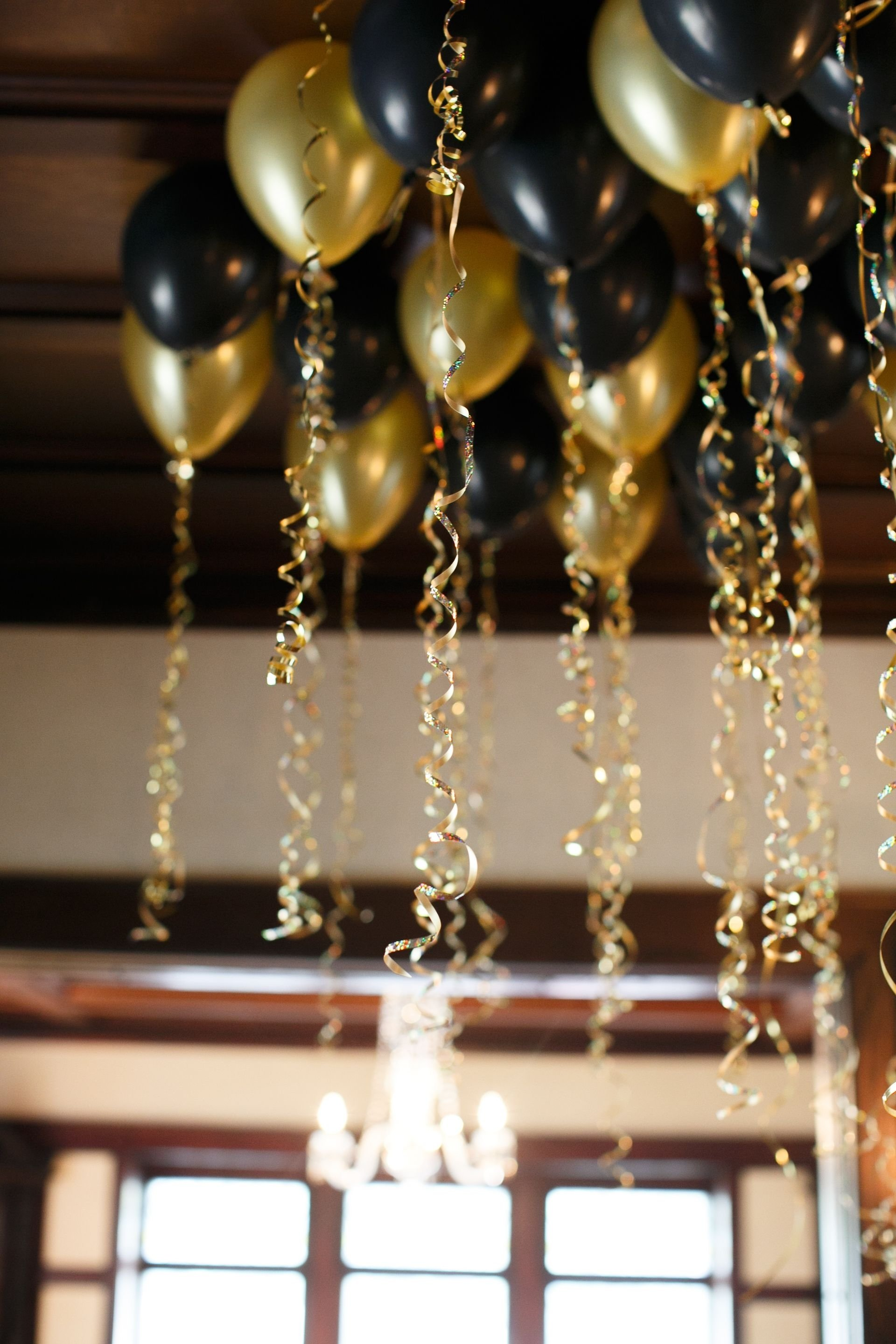 10 Unique Golden Birthday Party Ideas For Adults black gold 30th birthday party 30 birthday parties 30 birthday 1 2020