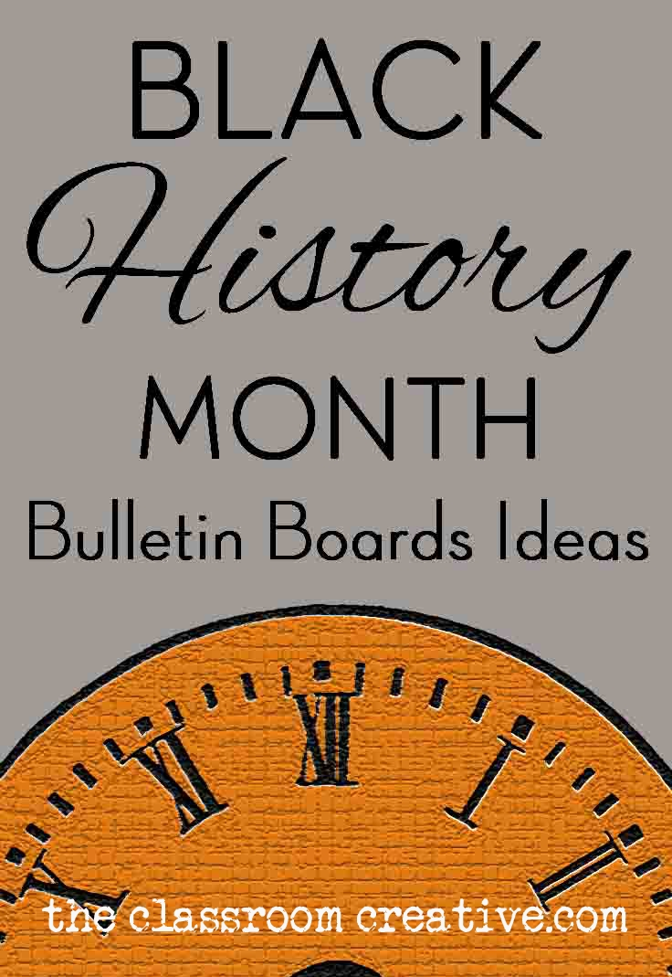 10 Fashionable Black History Month Ideas For Church black history month bulletin board ideas 3 2021