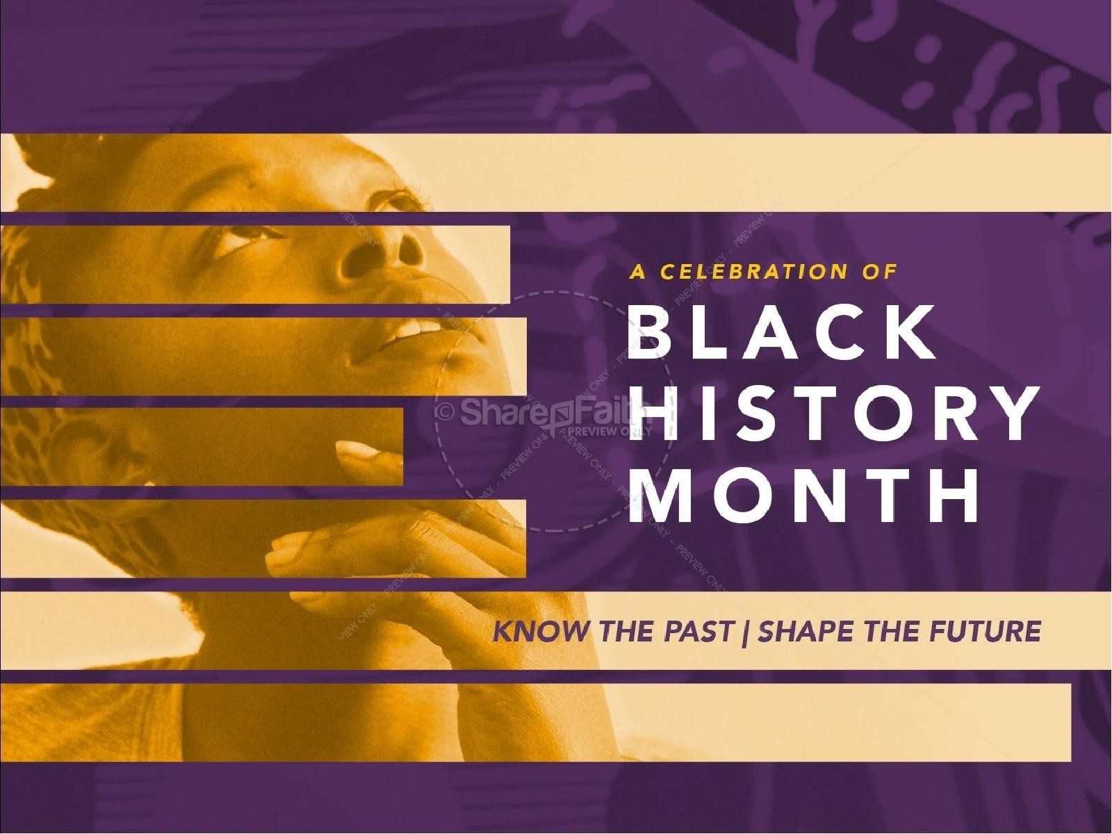 10 Fashionable Black History Month Ideas For Church black history month church countdown timer church countdown timers 1 2021