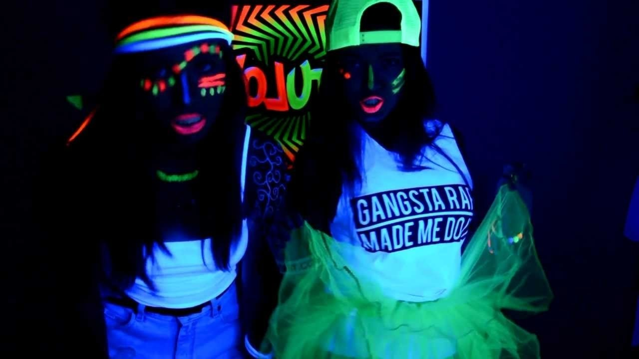 Elegant 10 Stunning Black Light Party Outfit Ideas Black Light Party Outfit Black  Light Party Outfit Ideas Great Pictures