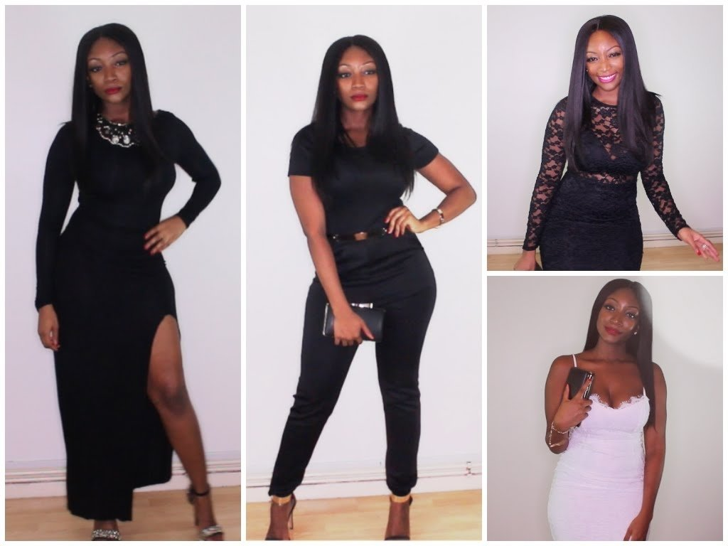 black party outfit ideas lookbook new year39s eve party outfit ideas