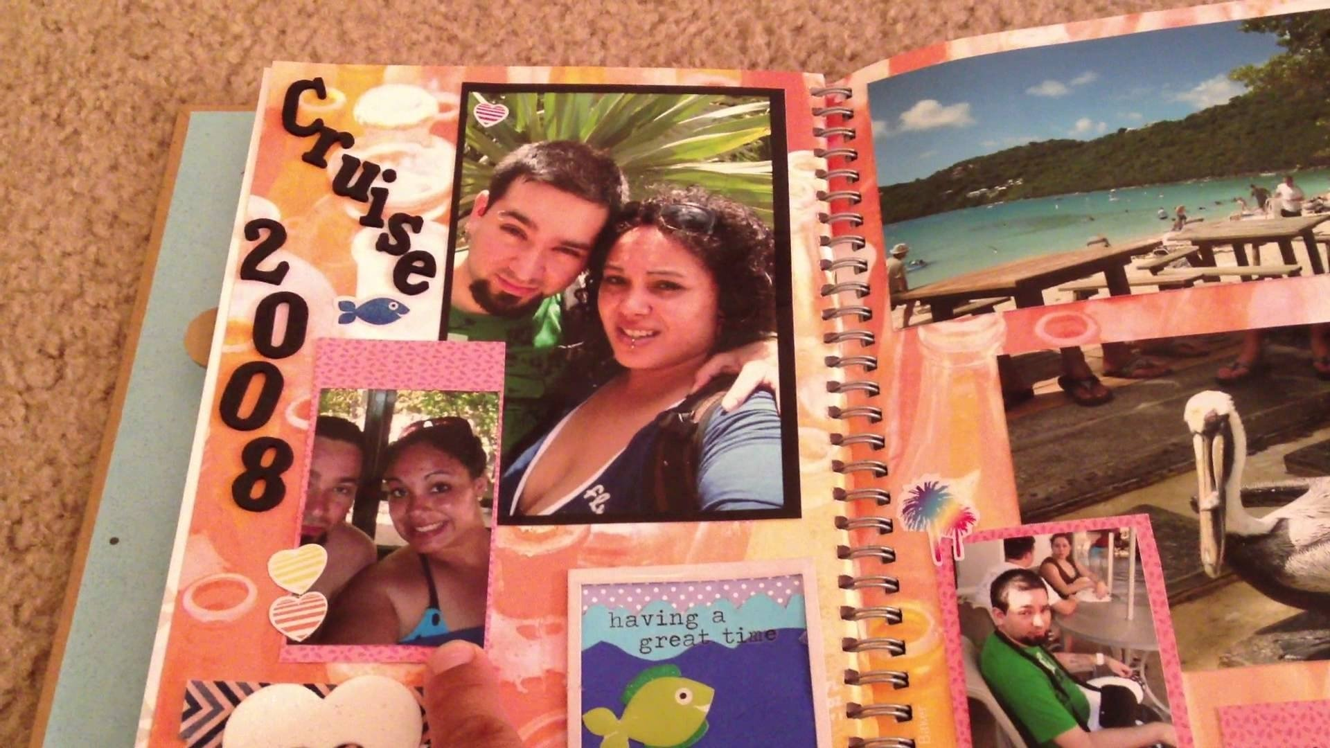 10 Most Recommended Photo Album Ideas For Boyfriend black smashbook for my boyfriend part 1 youtube