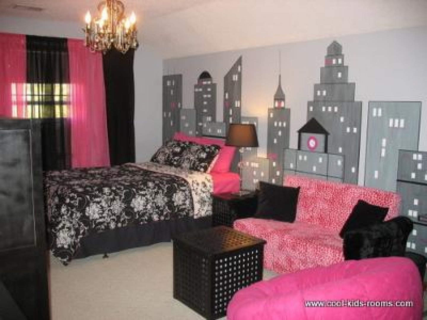 10 Most Recommended Pink Black And White Room Ideas black white and pink themed bedroom e280a2 white bedroom design 2 2020