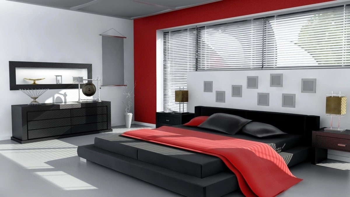 10 Lovely Black White And Red Bedroom Ideas black white and red bedroom decor amazing with black white design