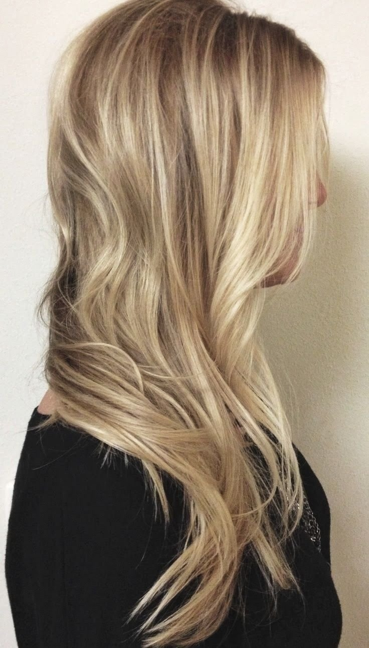 10 Lovely Dirty Blonde Hair Color Ideas