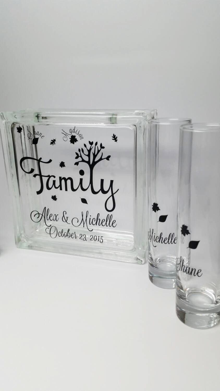 10 Beautiful Blended Family Wedding Ceremony Ideas blended family sand set unity candle alternative sand ceremony 2021