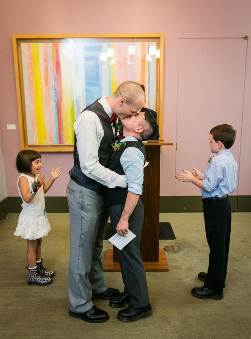 Best Wedding Ceremony Script Blended Family Wedding Vows Best Photos ...