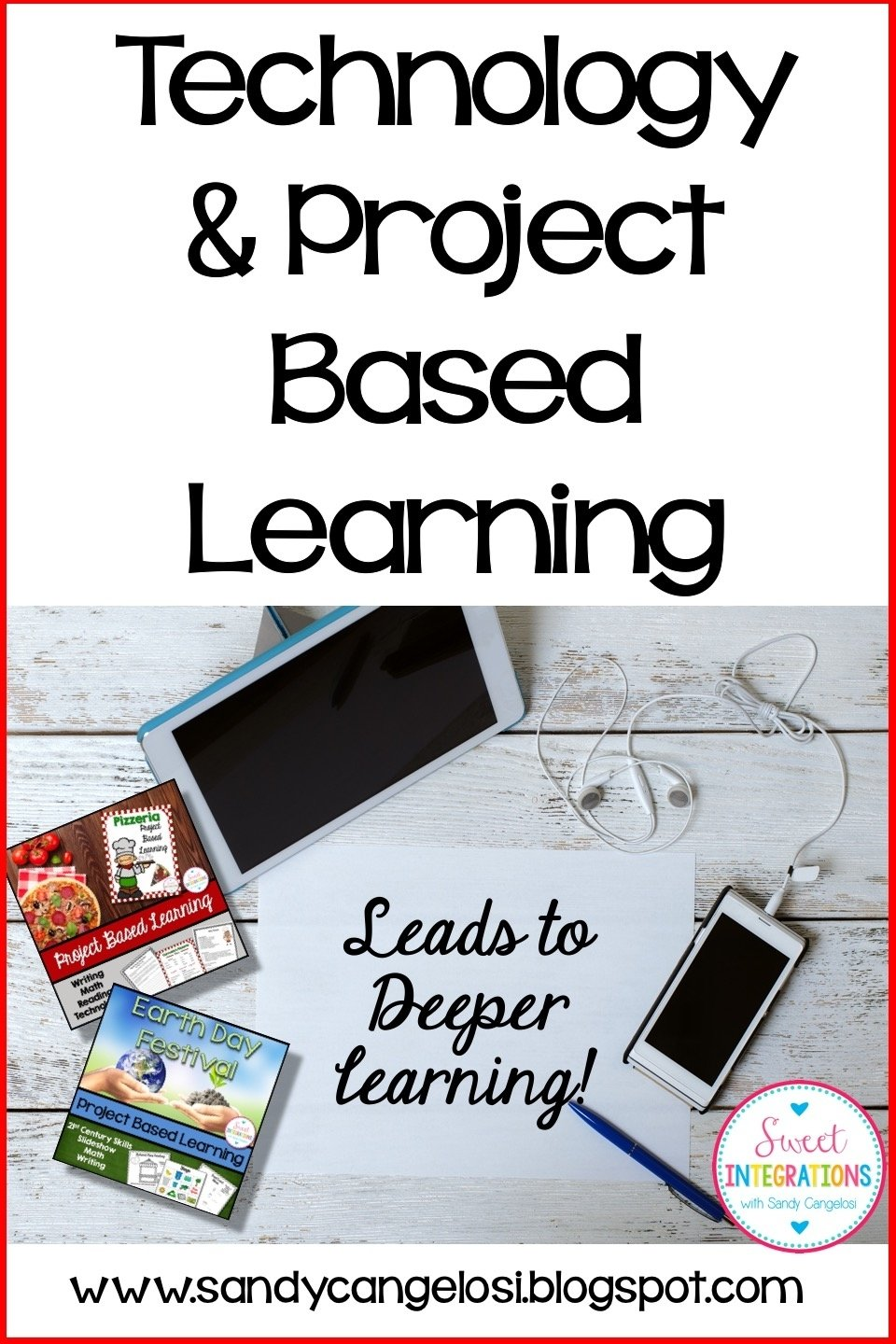 10 Trendy Project Based Learning Ideas For Middle School blending technology and project based learning sweet integrations 2021