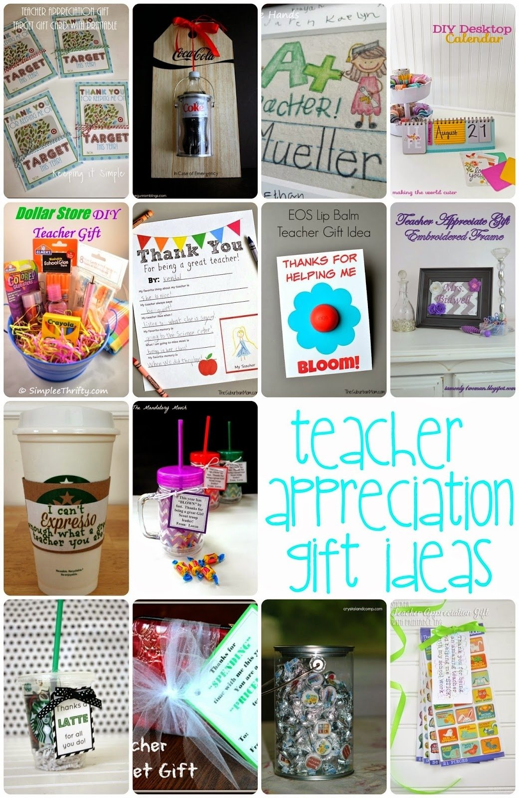 10 Awesome Diy Thank You Gift Ideas block party diy teacher appreciation gift ideas features rae gun 2020