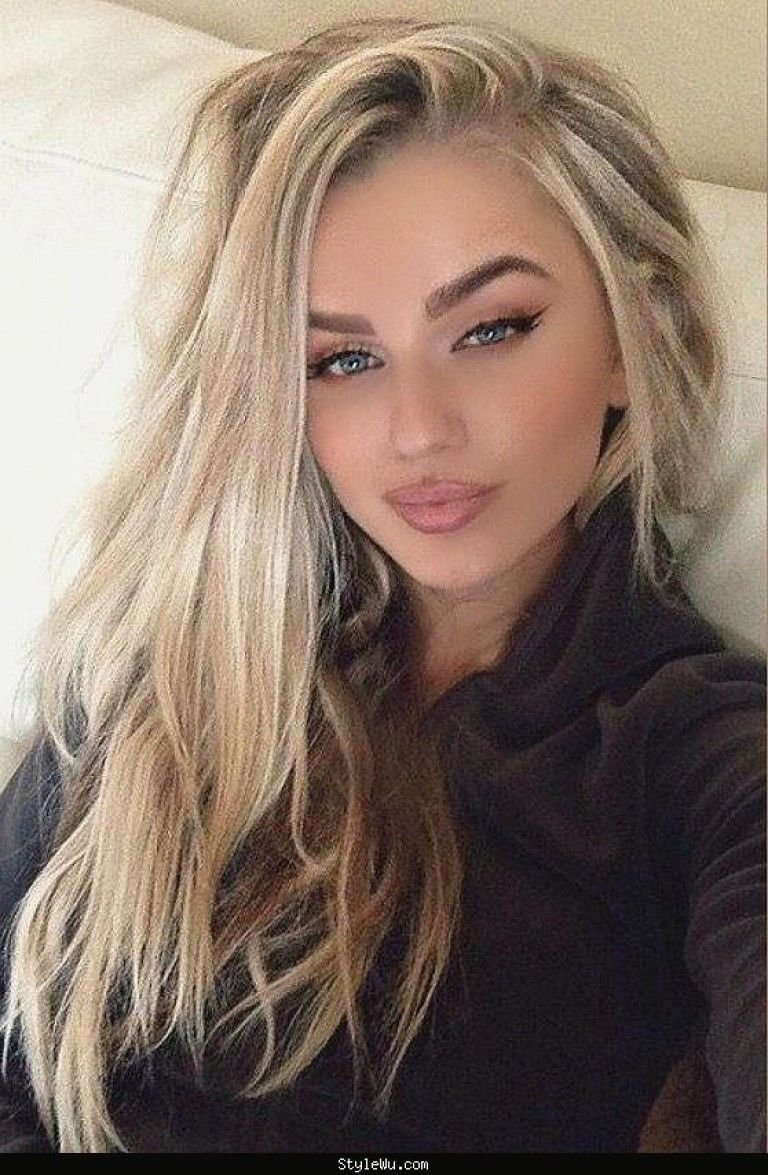 blonde and black hair color ideas - best dark blonde hair color home