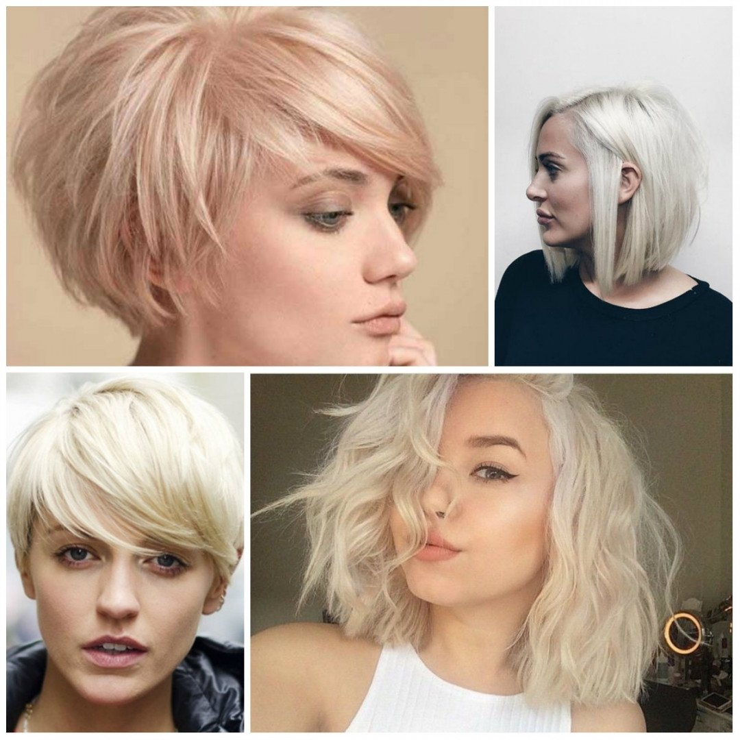 blonde hair colors for short hair – best hair color ideas & trends