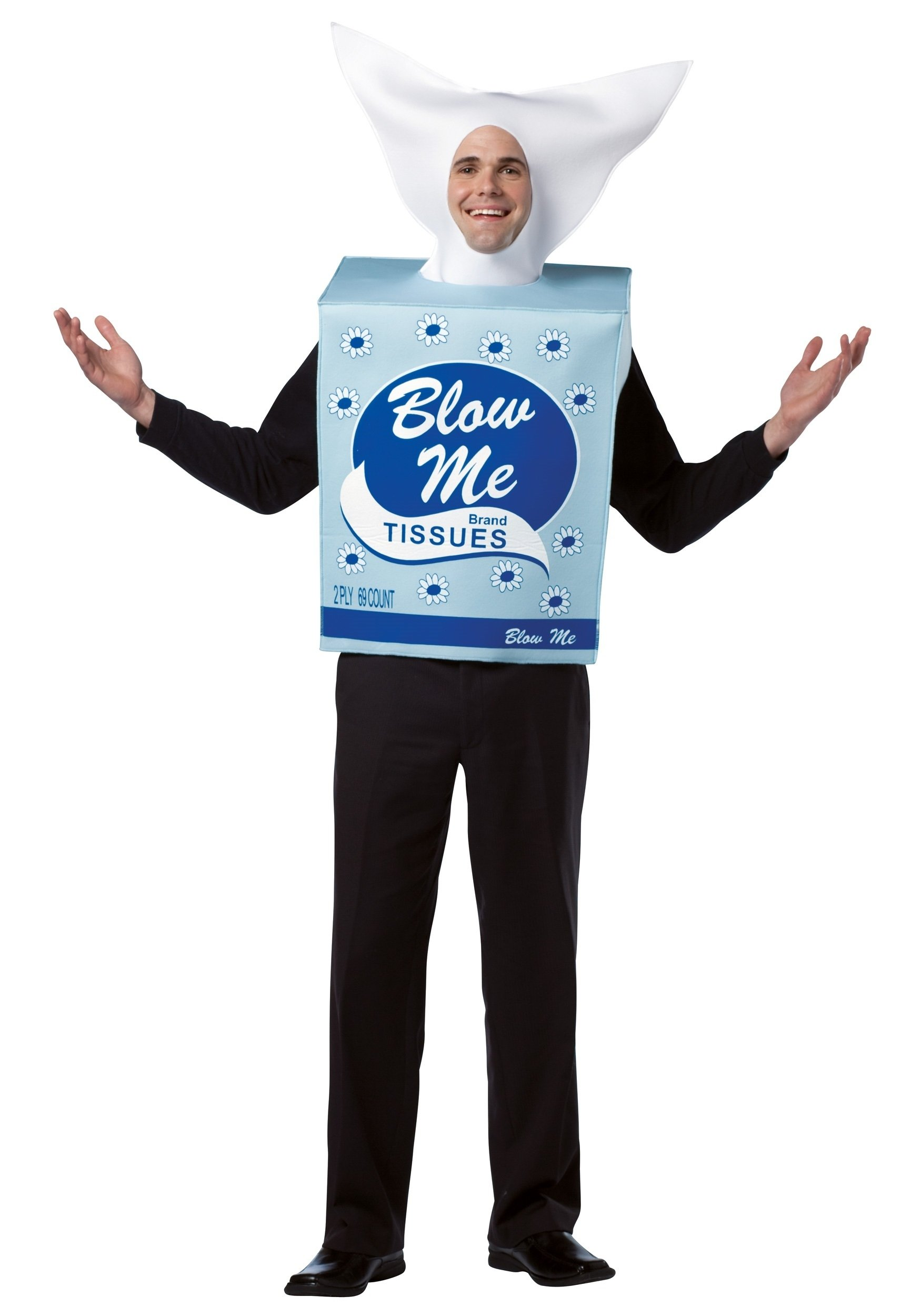 10 Stylish Ideas For Adult Halloween Costumes blow me tissues costume halloween costumes 2020