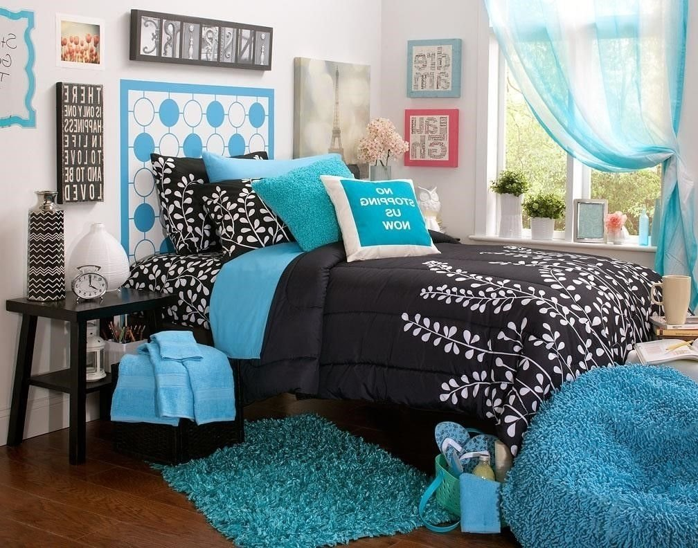 10 Lovable Blue And Black Bedroom Ideas blue and black bedroom ideas boncville 2020