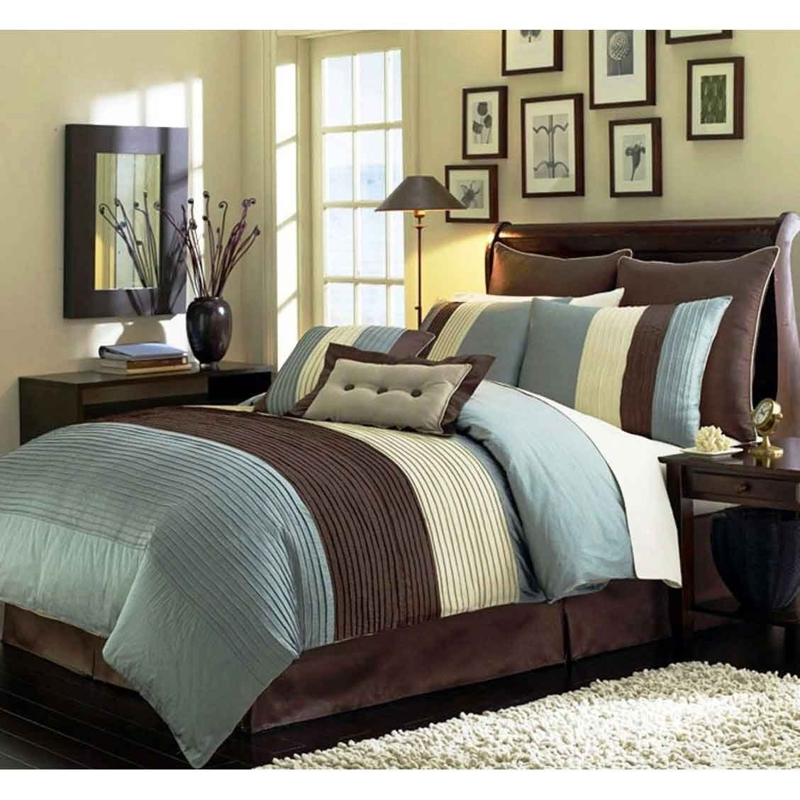 10 Fantastic Brown And Blue Bedroom Ideas blue and brown bedrooms decosee 2021