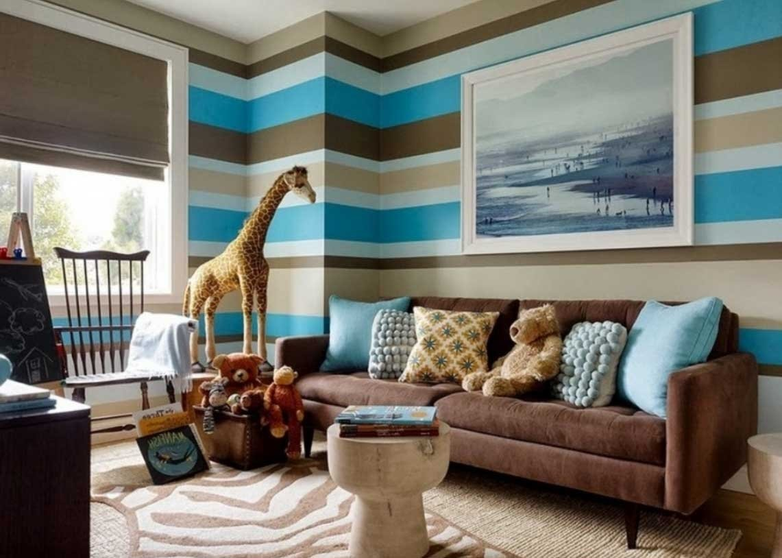 10 Attractive Blue And Brown Living Room Ideas blue and brown living room ideas wall and furniture home interior