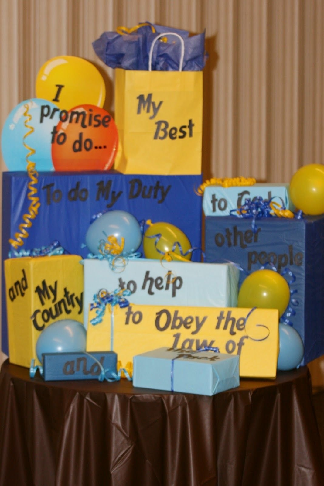 10 Stylish Cub Scout Blue And Gold Banquet Ideas blue and gold banquet ideas cub masternow what blue and gold 1 2020