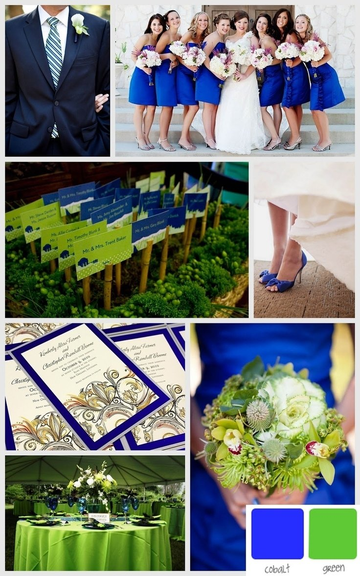 10 Beautiful Blue And Green Wedding Ideas blue and green wedding colors wedding photography 2020