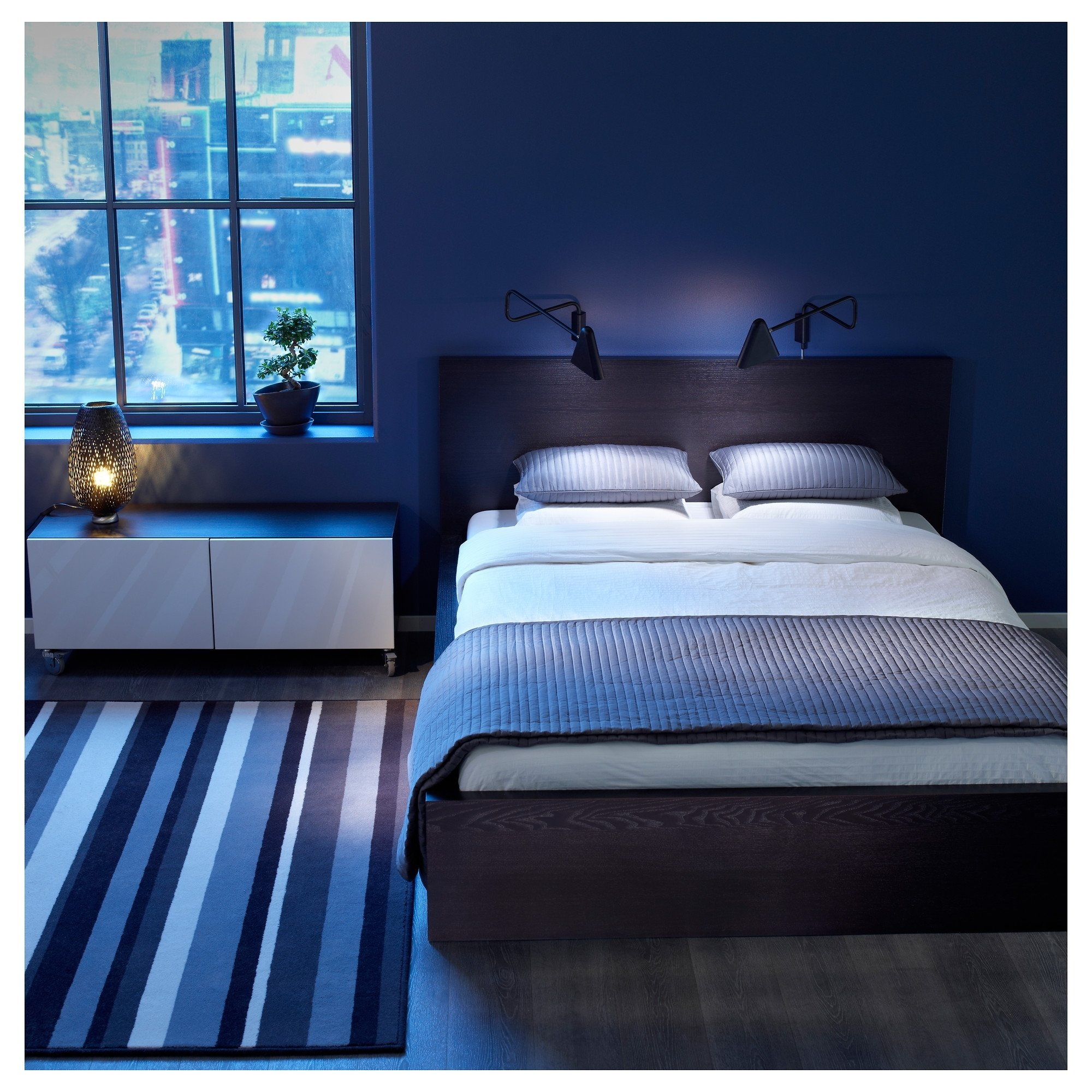 10 Lovable Blue And Black Bedroom Ideas blue and white bedroom designs luxury navy blue and black bedroom 2020
