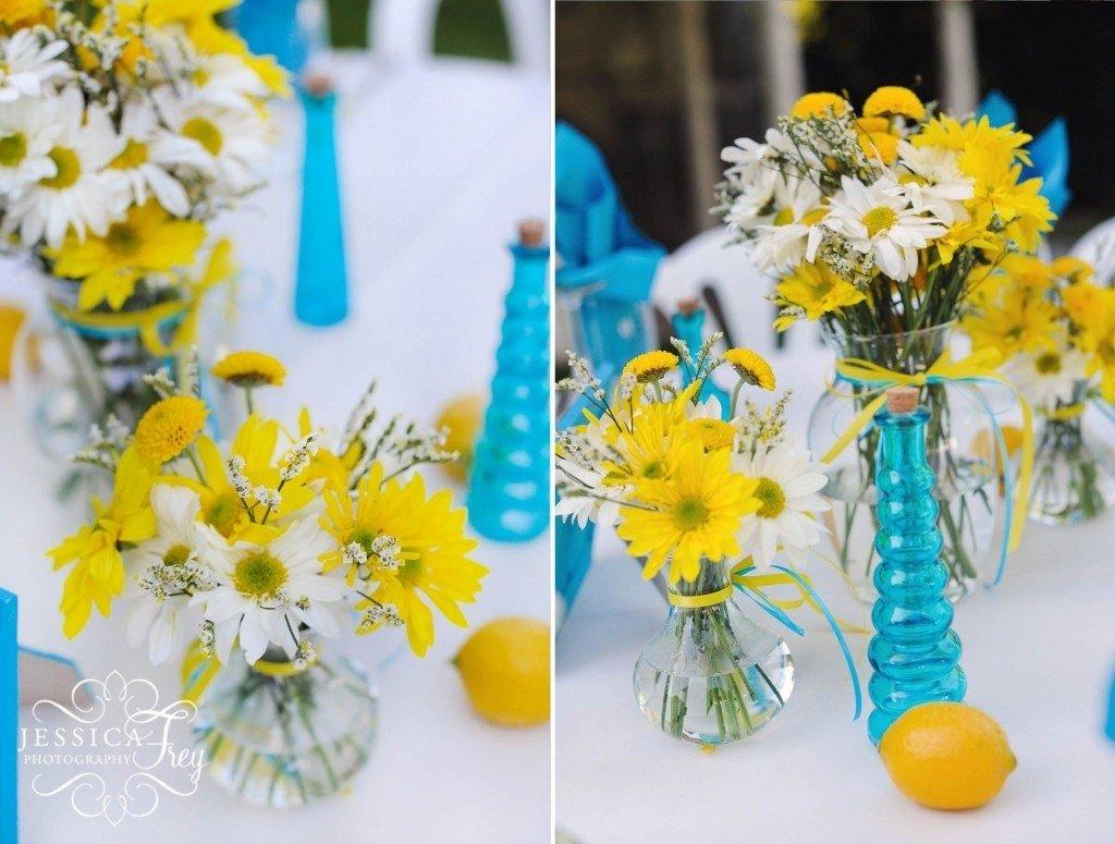 10 Fabulous Blue And Yellow Wedding Ideas
