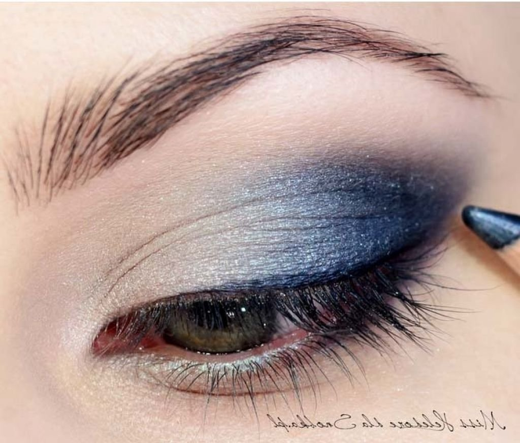 10 Perfect Prom Makeup Ideas For Brown Eyes blue eye makeup ideas nails and makeup pinterest makeup ideas