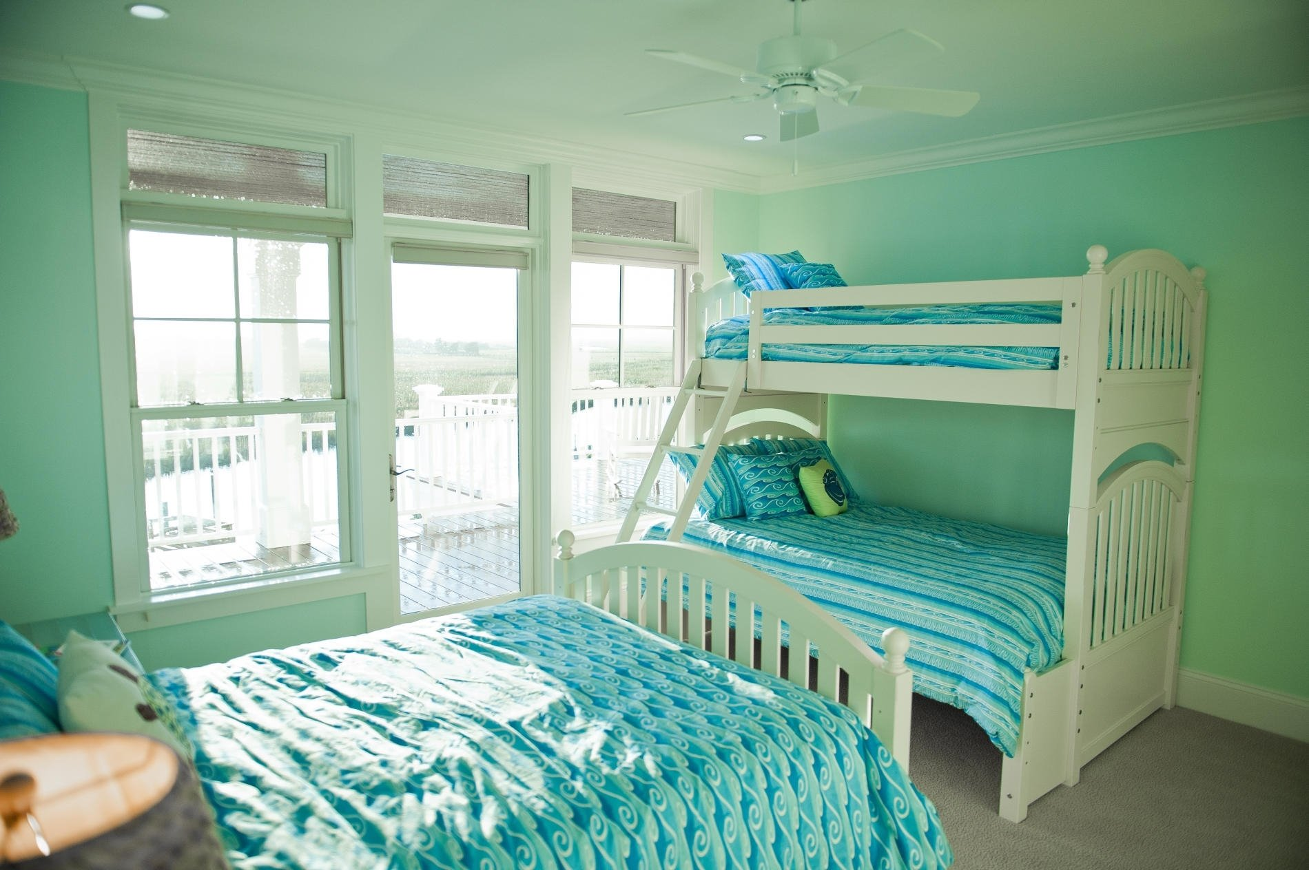 10 Attractive Blue And Green Bedroom Ideas blue green bedroom paint e280a2 bedroom ideas 2021