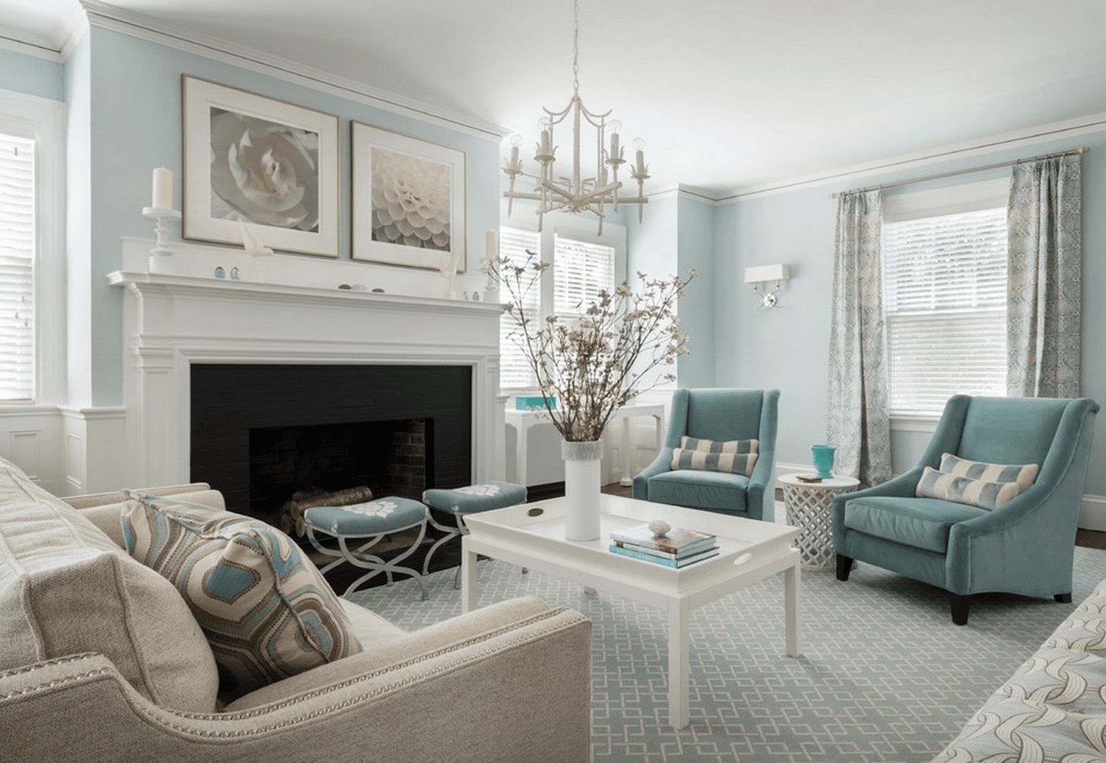 10 Most Recommended Blue Living Room Decorating Ideas blue living room ideas 2020