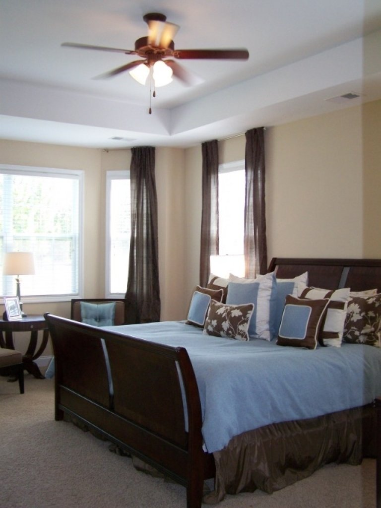 10 Fantastic Brown And Blue Bedroom Ideas blue master bedroom decorating ideas stunning winsome master bedroom 2021