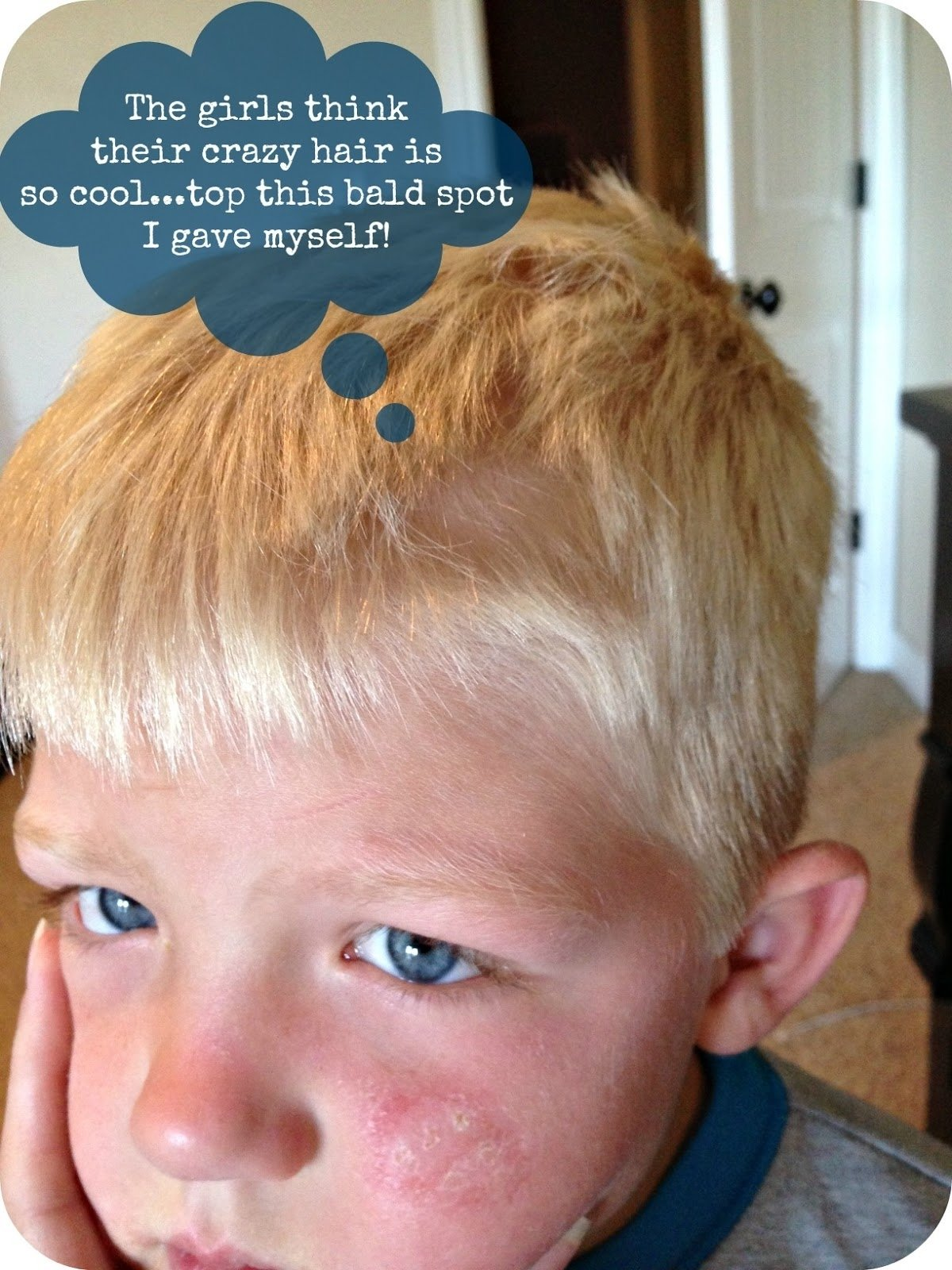 10 Perfect Easy Crazy Hair Day Ideas blue skies ahead crazy hair day ideas 5 2020